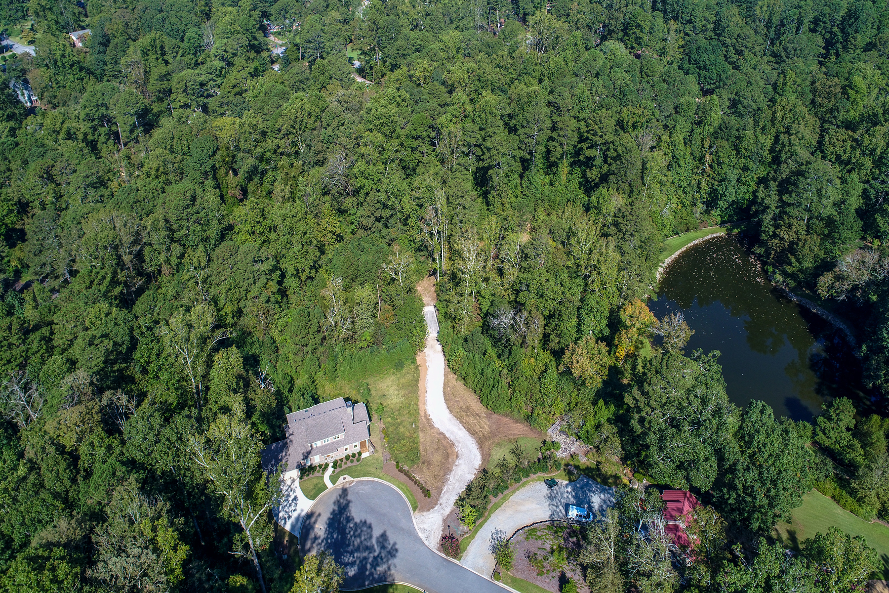 Land for Sale at One-Of-A-Kind Gated Subdivision 2742 Thornbriar Road LOT #2 Doraville, Georgia 30340 United States