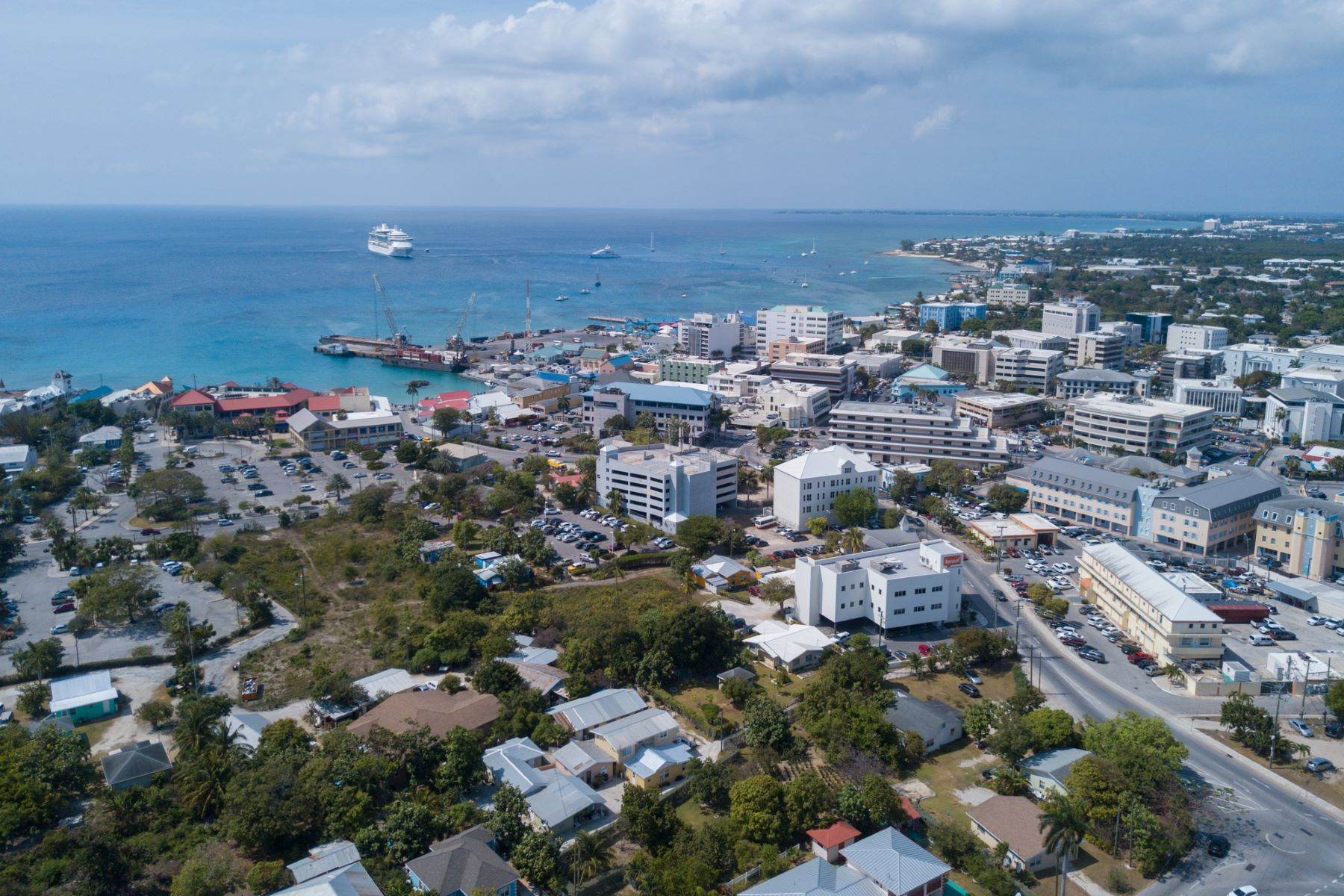 Land for Sale at Central George Town vacant lot George Town, Cayman Islands