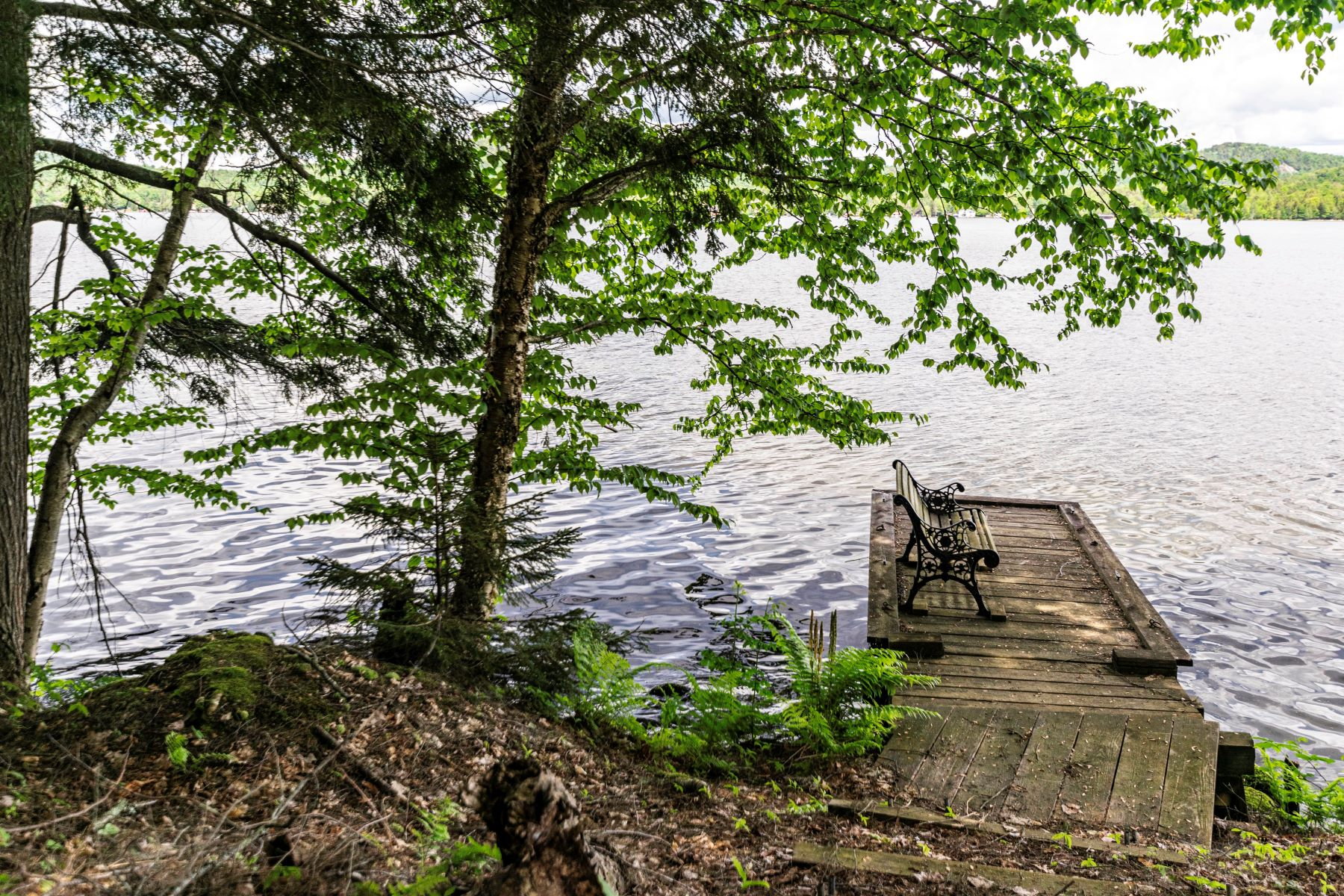 Property for Sale at Fourth Lake Waterfront Cabin 129 Ramblers Lodge Road Old Forge, New York 13420 United States