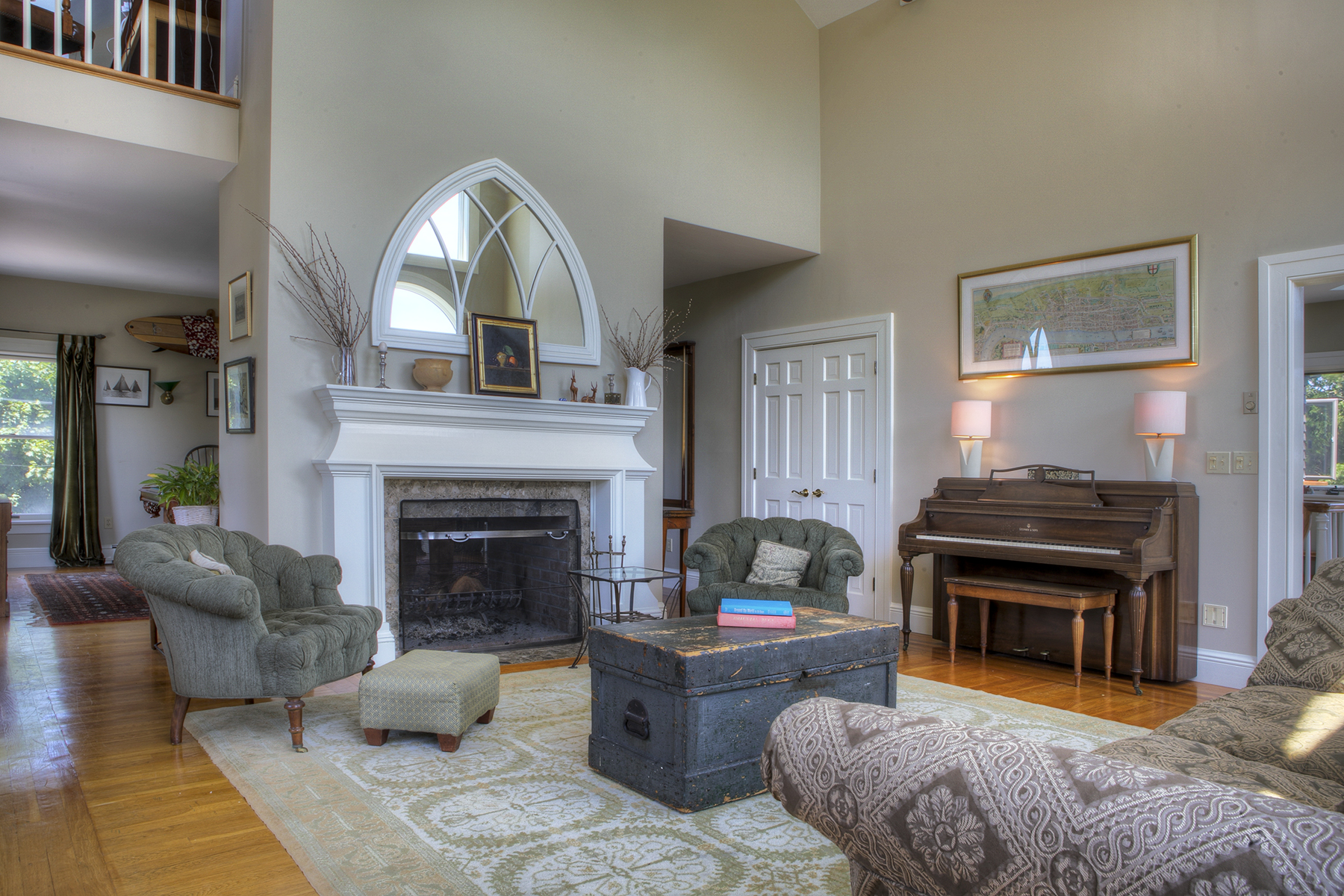 Additional photo for property listing at Shingle Style with Ocean Views 43 Ashurst Avenue Middletown, Rhode Island 02842 United States
