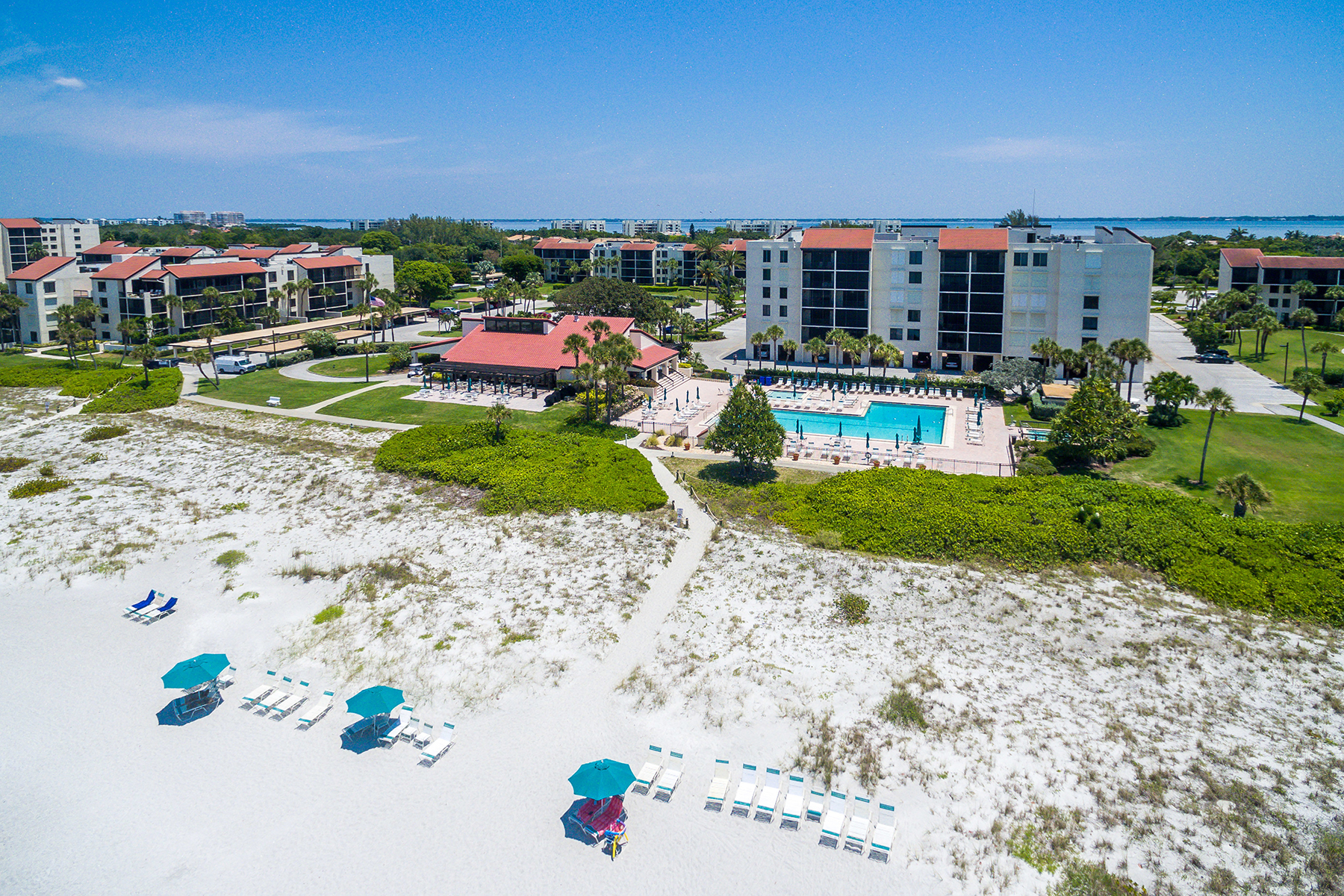 Condominiums por un Venta en SEAPLACE 1955 Gulf Of Mexico Dr , G6-411, Longboat Key, Florida 34228 Estados Unidos