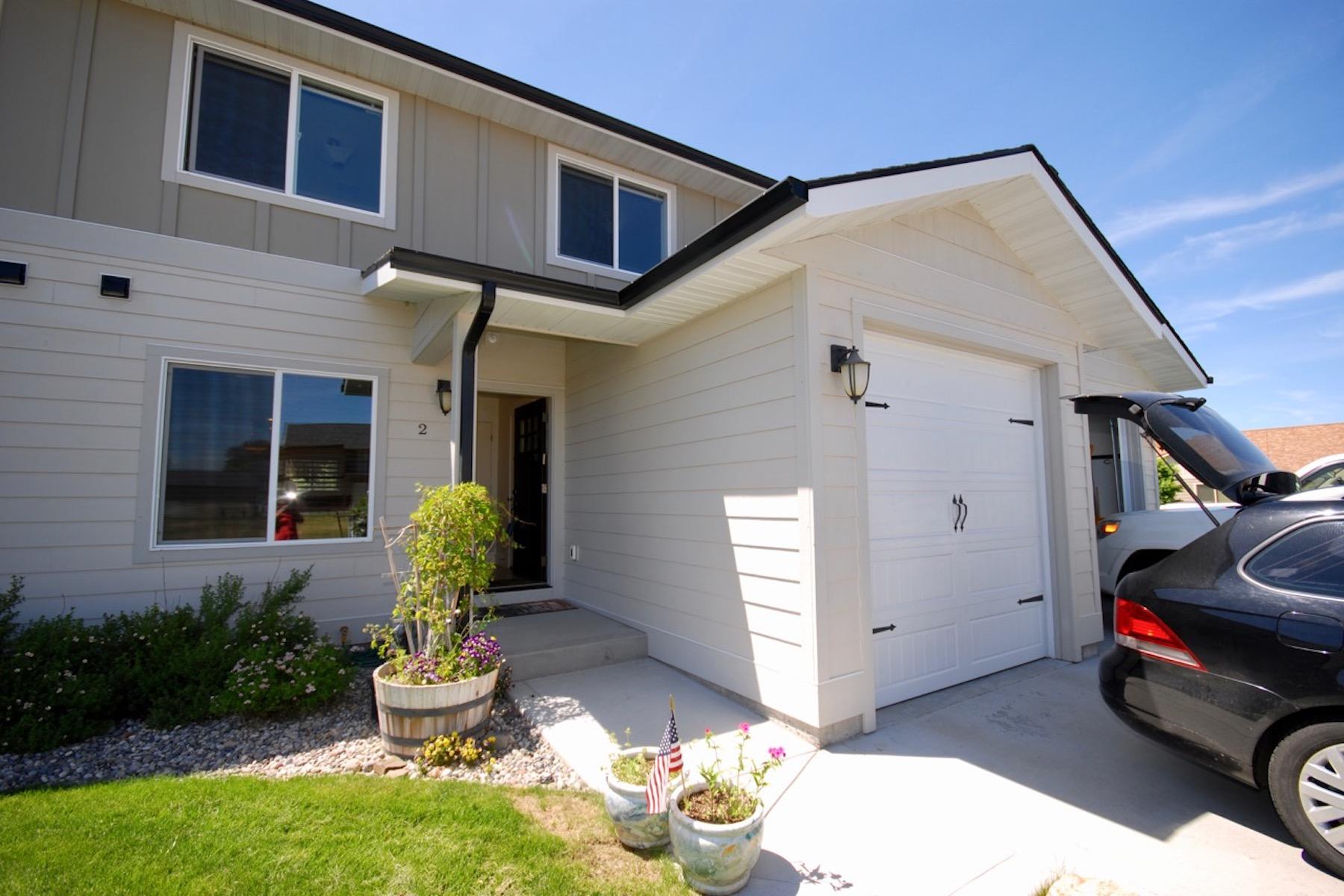 Residência urbana para Venda às 116 Bow Perch, Unit 2 116 Bow Perch Unit 2 Bozeman, Montana, 59718 Estados Unidos