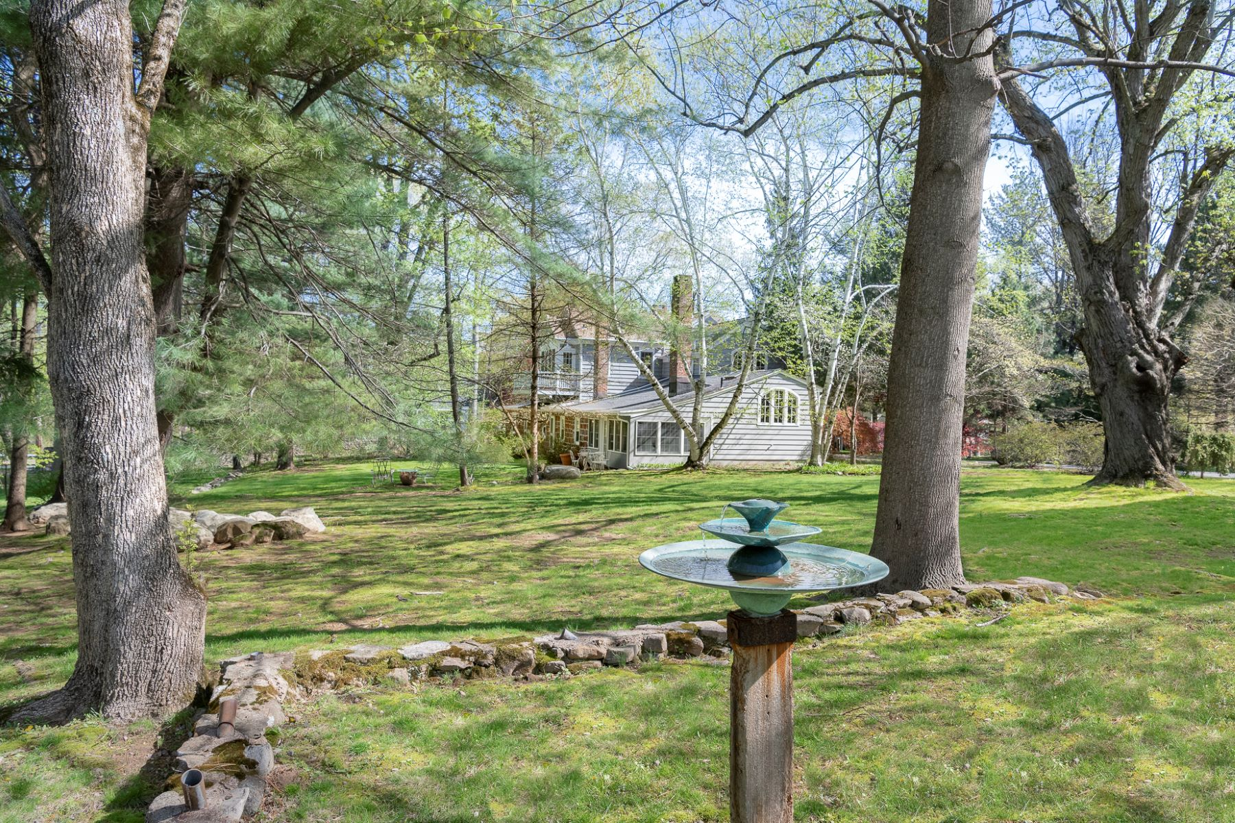 "Single Family Homes for Sale at ""Saw Mill Farm"" 53 Saw Mill Road New City, New York 10956 United States"