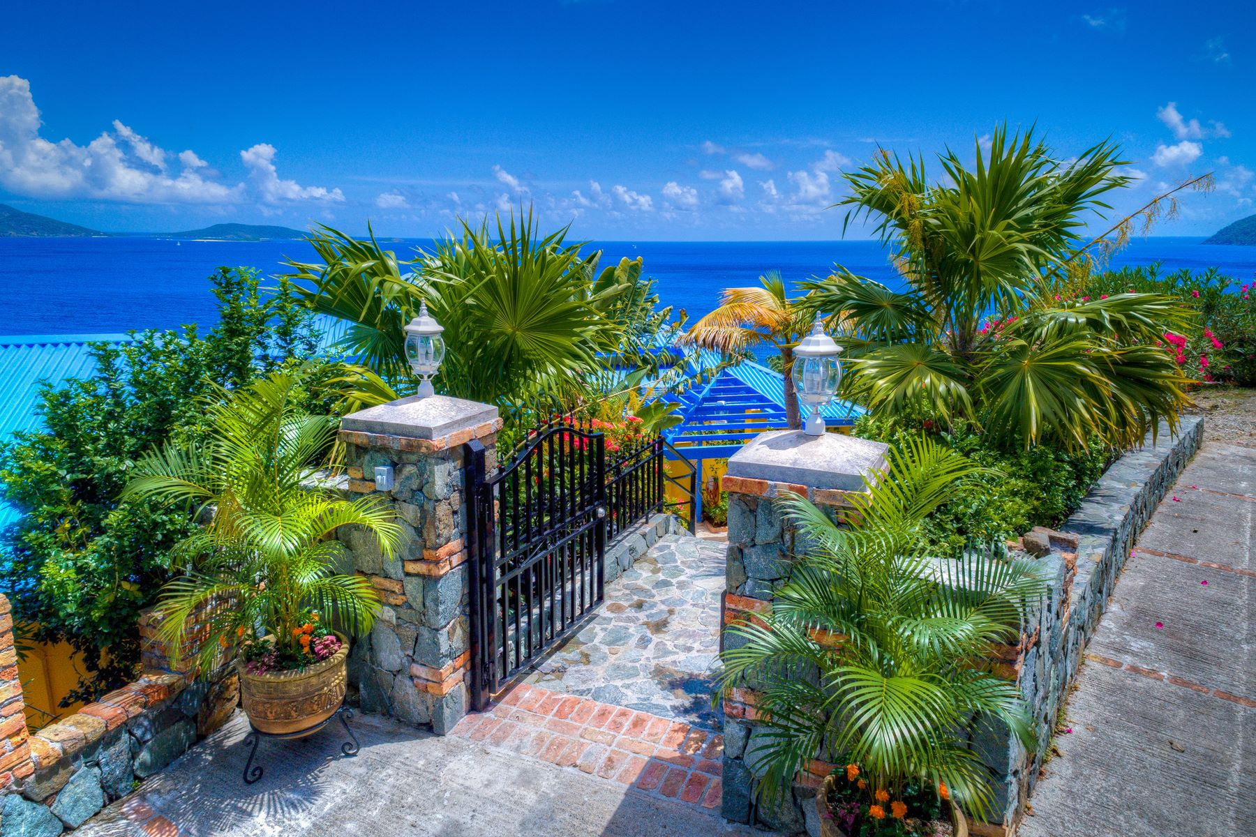 واحد منزل الأسرة للـ Sale في Jasmine Villa Long Bay, Tortola British Virgin Islands