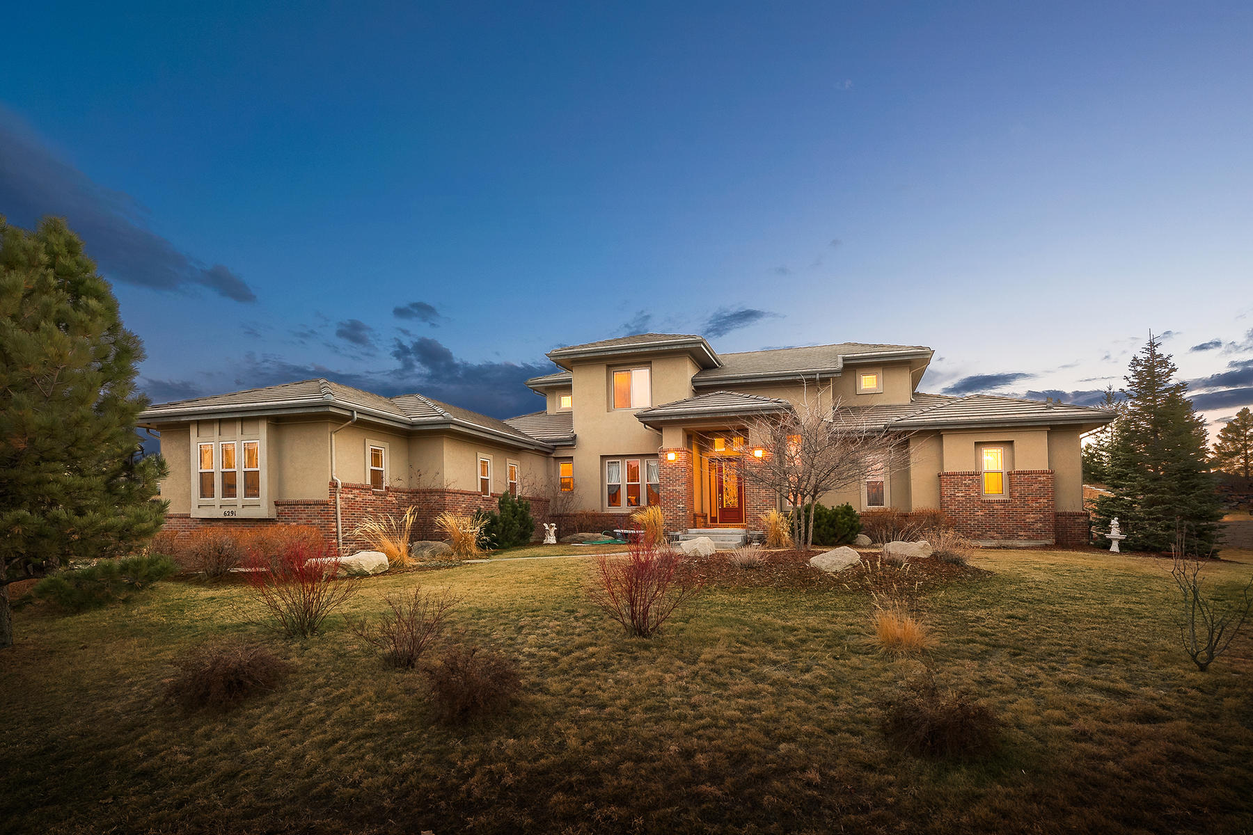 Single Family Home for Active at 6291 Ellingwood Point Way 6291 Ellingwood Point Way Castle Rock, Colorado 80108 United States