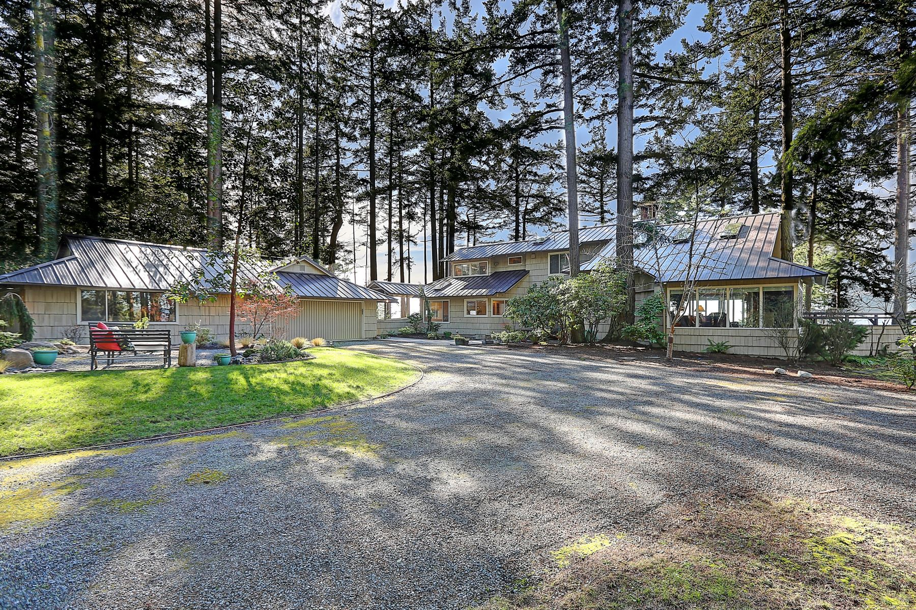 Single Family Home for Sale at 851 Sunset Dr, Camano Island 851 N Sunset Dr Camano Island, Washington 98282 United States