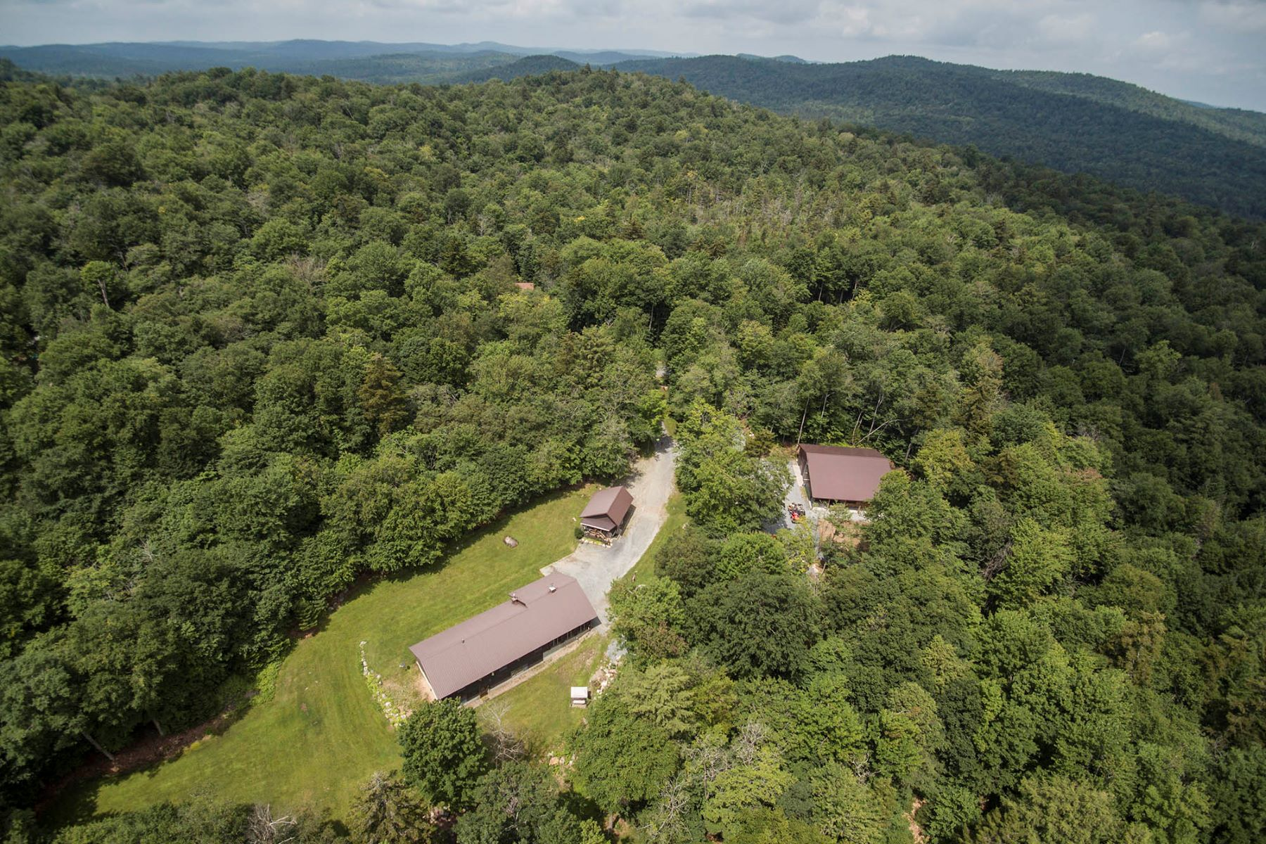 Single Family Homes for Sale at Snowmobilers Dream Estate 300 Twitchell Road Eagle Bay, New York 13331 United States