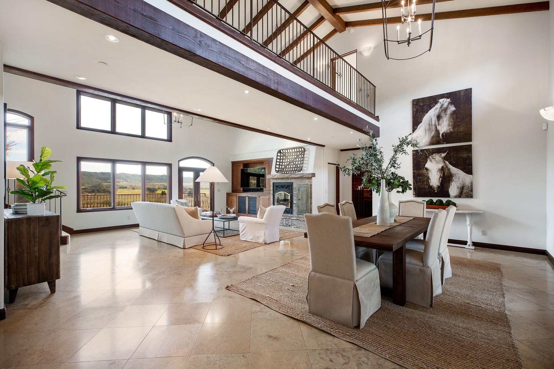 Single Family Homes for Active at Healdsburg Heaven 5959 West Dry Creek Road Healdsburg, California 95448 United States