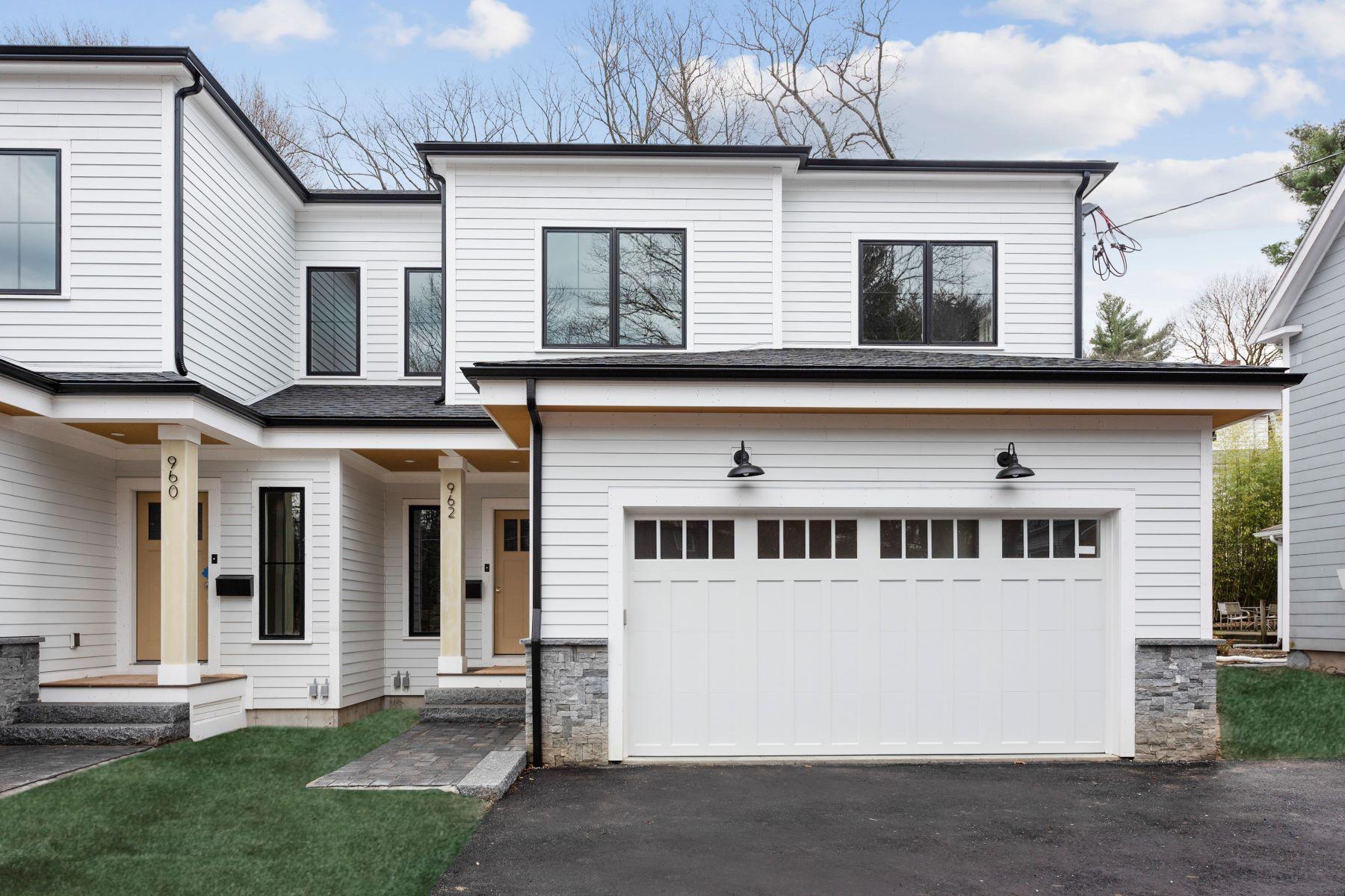 Single Family Homes για την Πώληση στο 962 Walnut Street Newton, Μασαχουσετη 02461 Ηνωμένες Πολιτείες