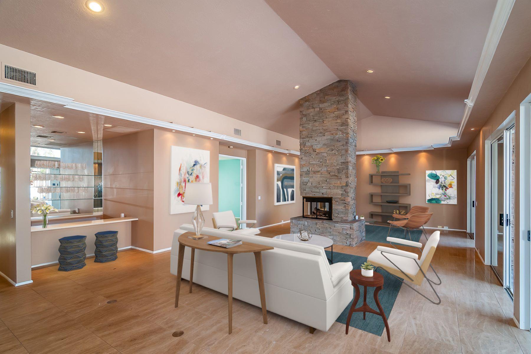 Single Family Homes for Sale at 72591 Sun Valley Lane Palm Desert, California 92260 United States
