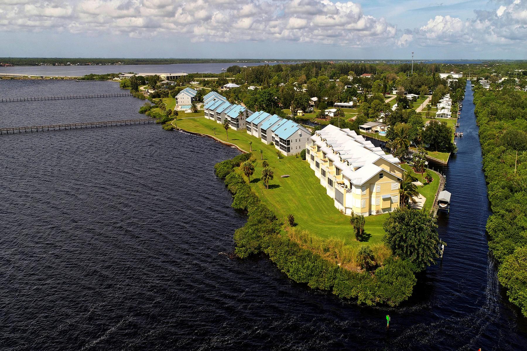 Condominiums for Sale at PORT CHARLOTTE 4410 Warren Ave , 503 Port Charlotte, Florida 33953 United States