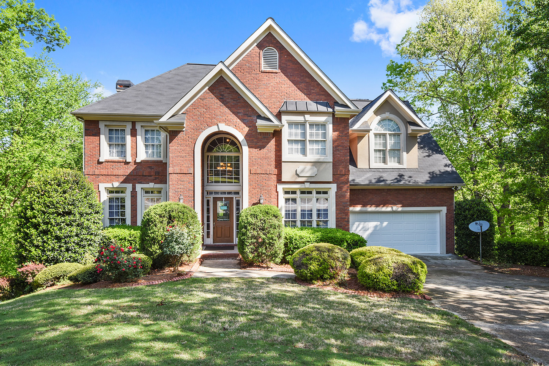 Single Family Home for Sale at Great Opportunity In Chapel Hills Country Club 4965 Winterview Ln Douglasville, Georgia 30135 United States