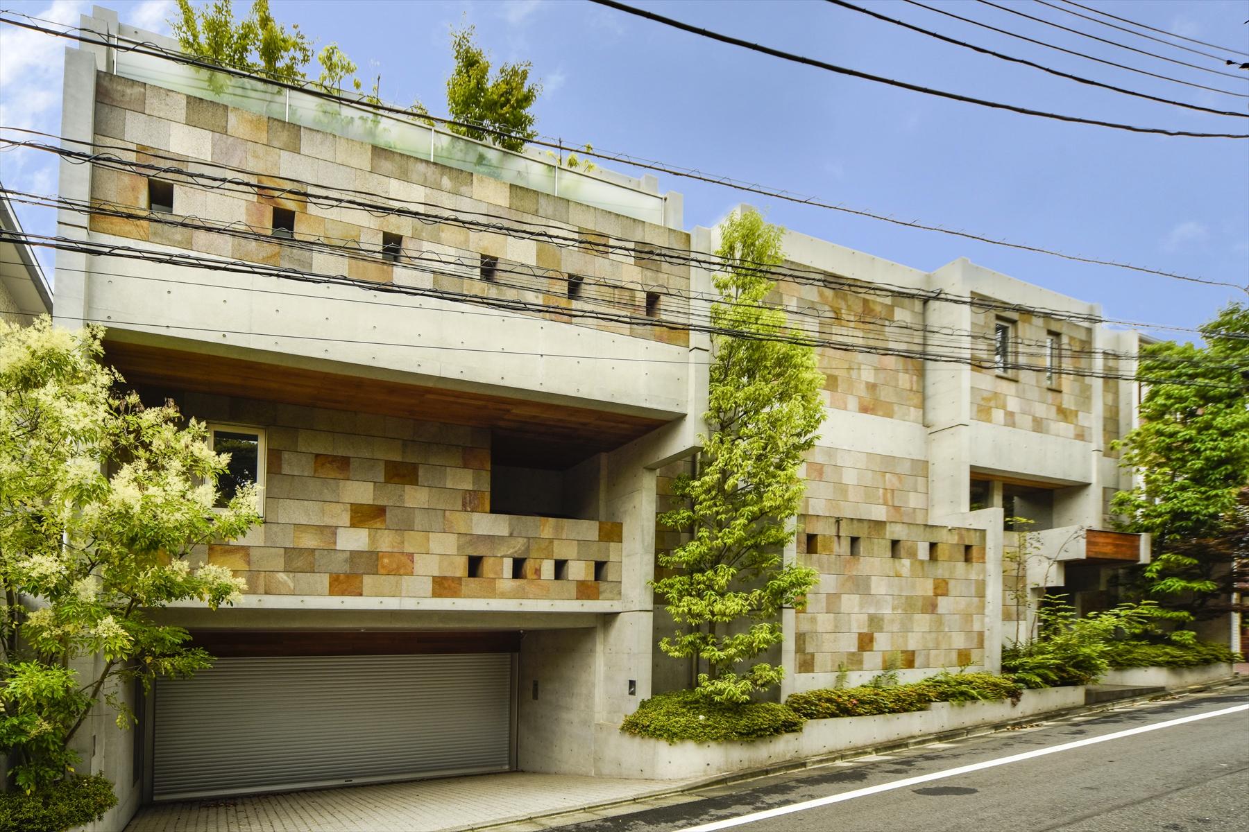 واحد منزل الأسرة للـ Sale في Ikedayama Pool Court Shinagawa-Ku, Tokyo, Japan