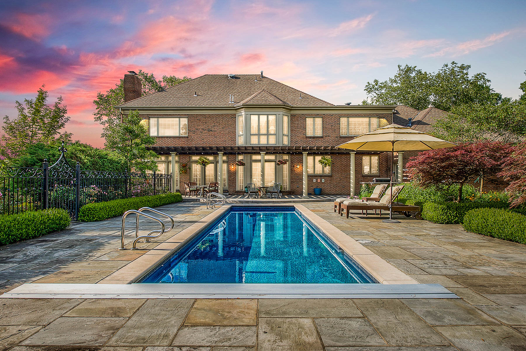 Single Family Homes for Sale at 4101 Manor Oaks Ct 4101 Manor Oaks Court Export, Pennsylvania 15632 United States