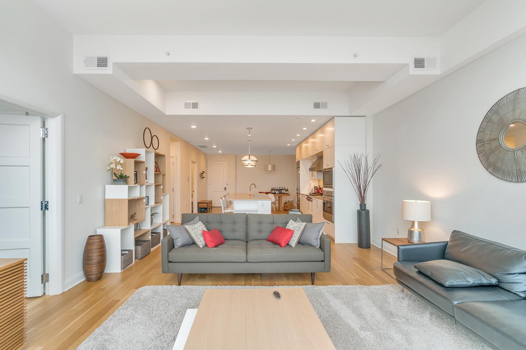 Condominio por un Venta en THE PEARL 9 Somerset Lane, #405 Edgewater, Nueva Jersey 07020 Estados Unidos