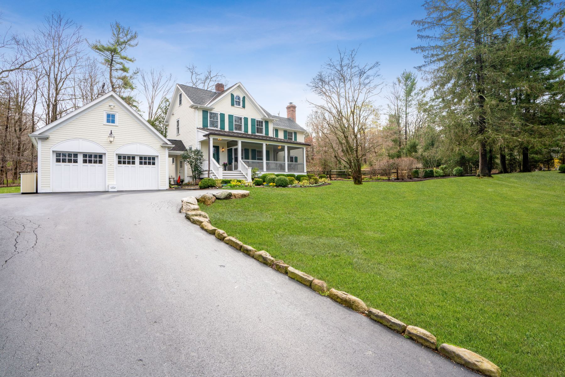 Property for Sale at Katonah Jewel 75 Quicks Lane Katonah, New York 10536 United States