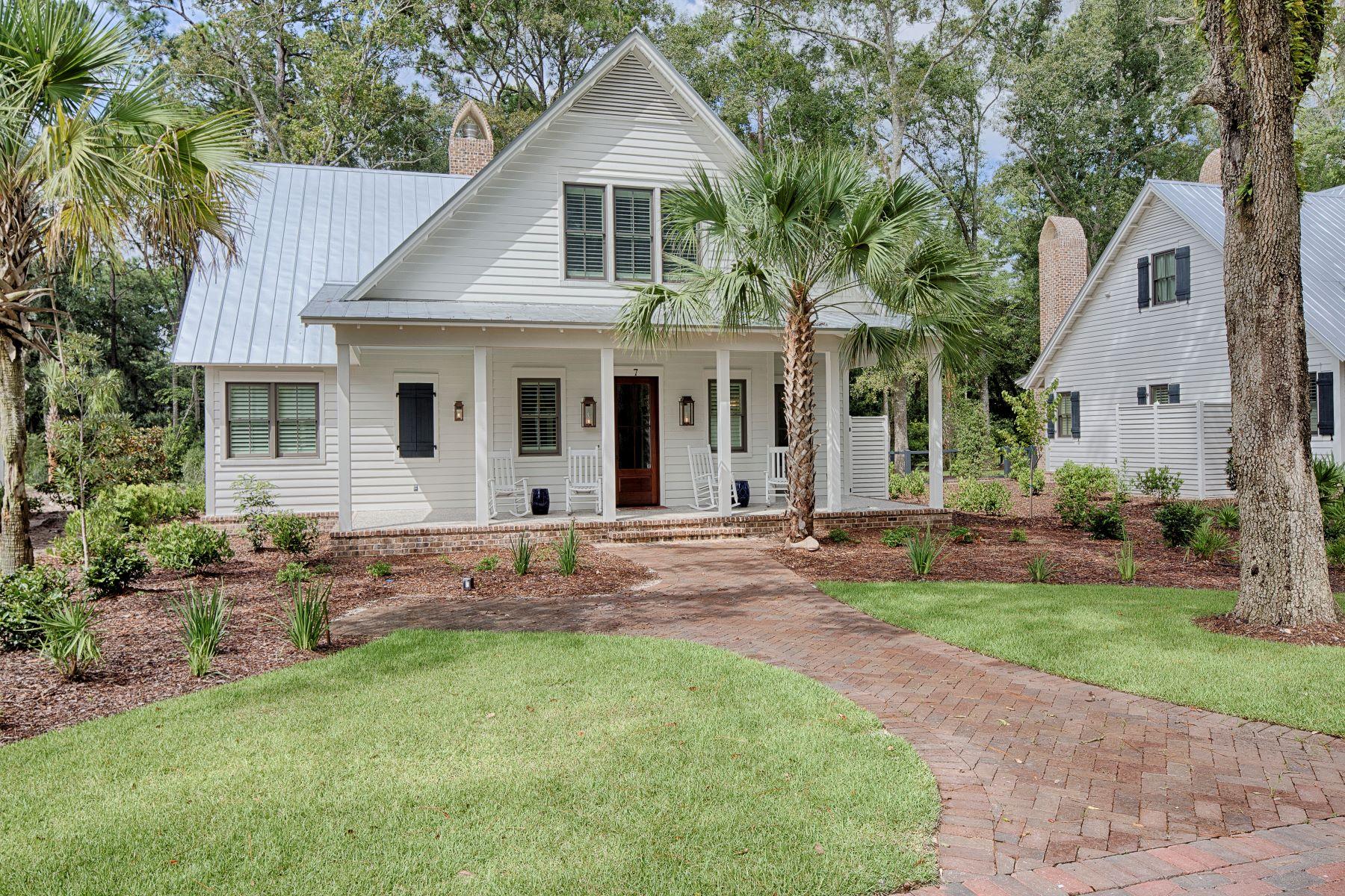 独户住宅 为 销售 在 7 Cobalt Lane Palmetto Bluff, 布拉夫顿, 南卡罗来纳州, 29910 美国