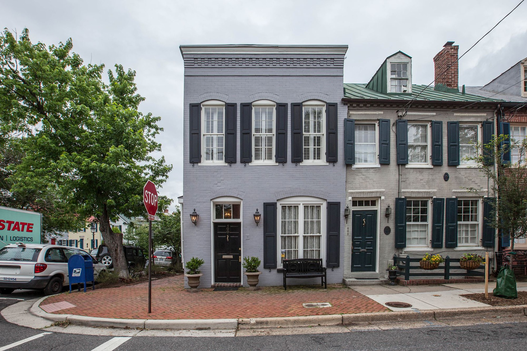 Single Family Home for Sale at 400 Lee Street, Alexandria Alexandria, Virginia, 22314 United States