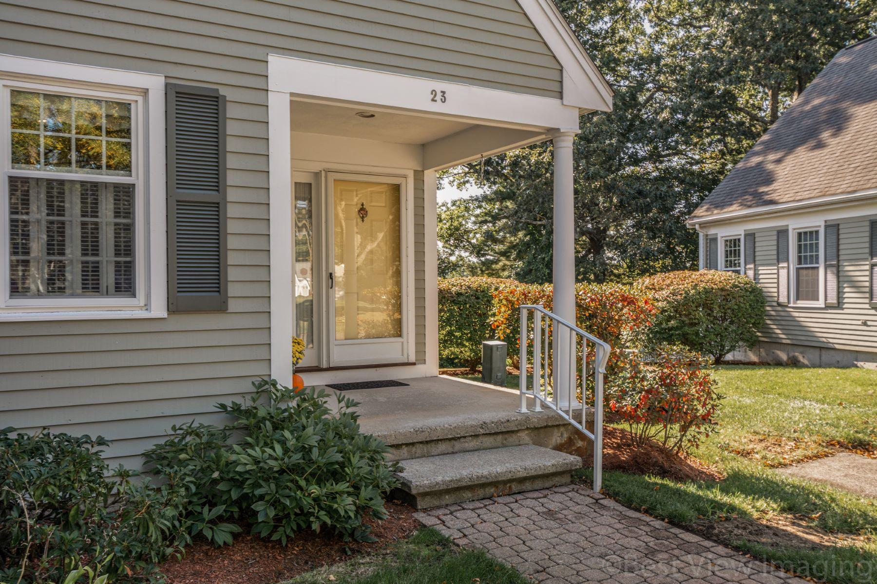 Condominiums por un Venta en 23 Mitchell Grant Way 23 Bedford, Massachusetts 01730 Estados Unidos
