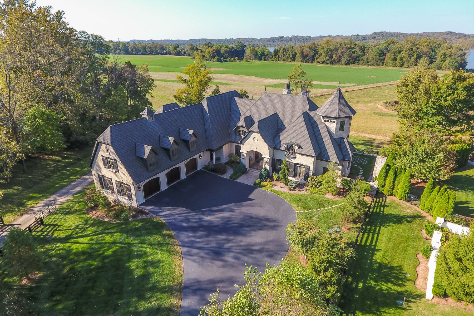 단독 가정 주택 용 매매 에 14200 Reserve Cove Prospect, 켄터키, 40059 미국