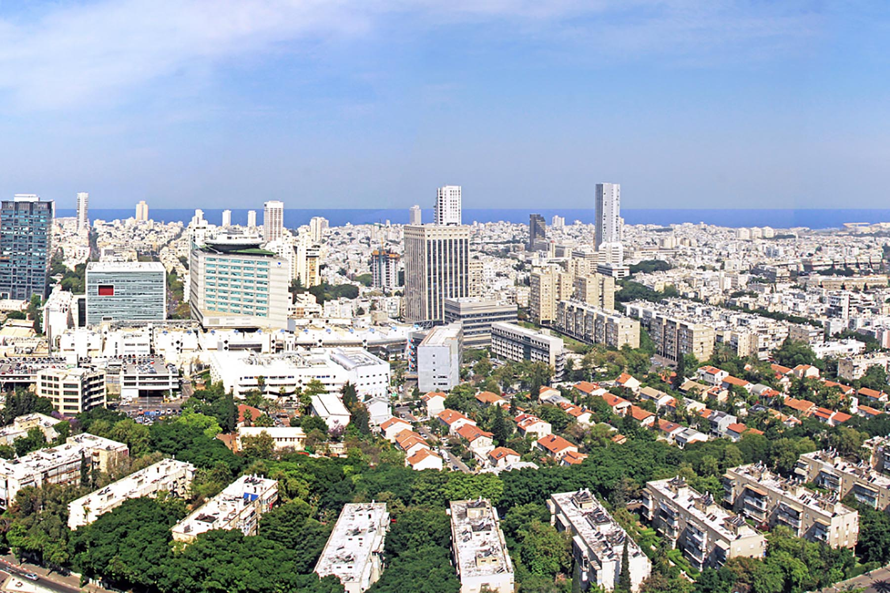 Additional photo for property listing at WE TLV Apartment with Breathtaking Views Tel Aviv, Israel Israel