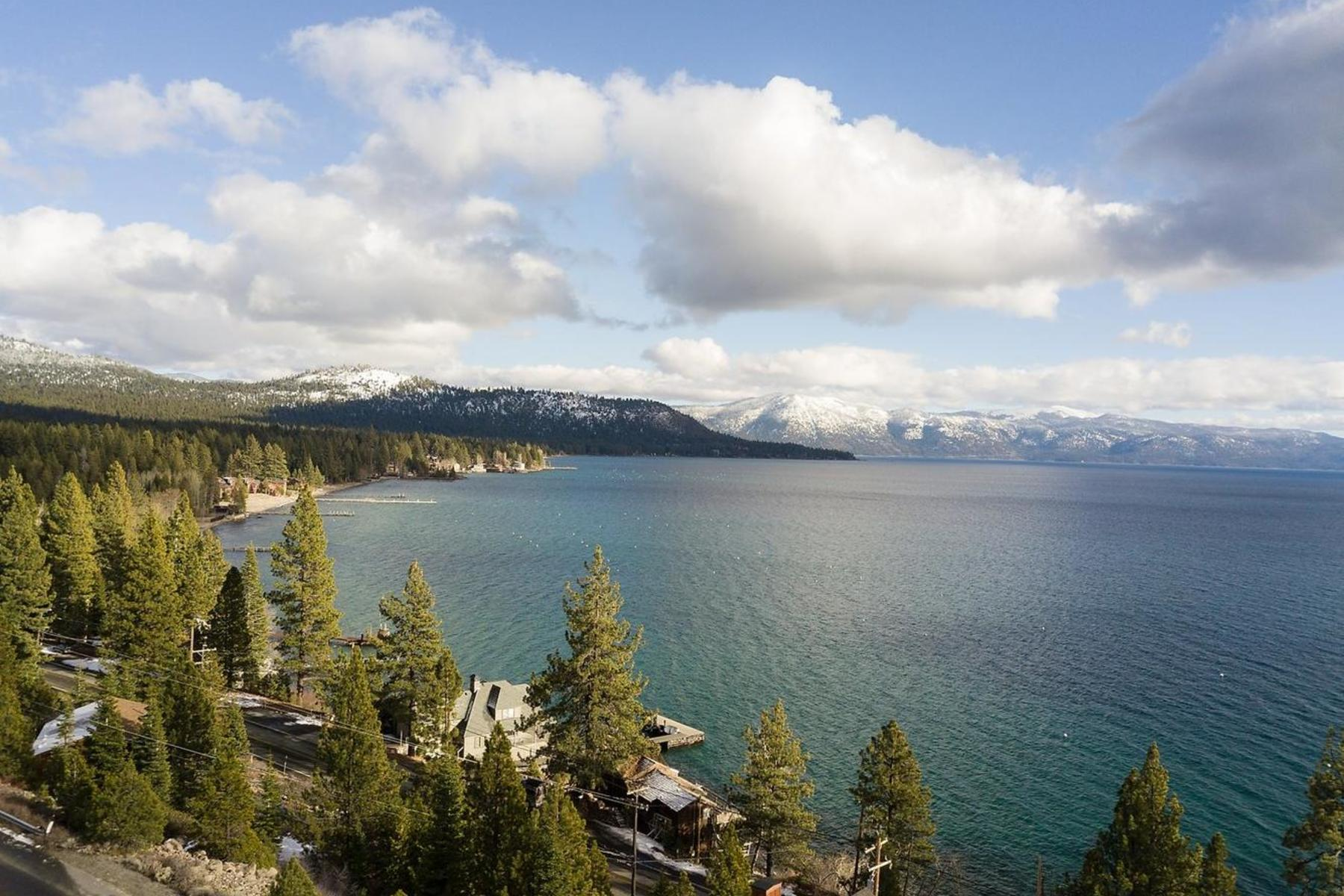Additional photo for property listing at Panoramic Views of Lake Tahoe 226 Rim Drive Tahoe Vista, California 96148 United States