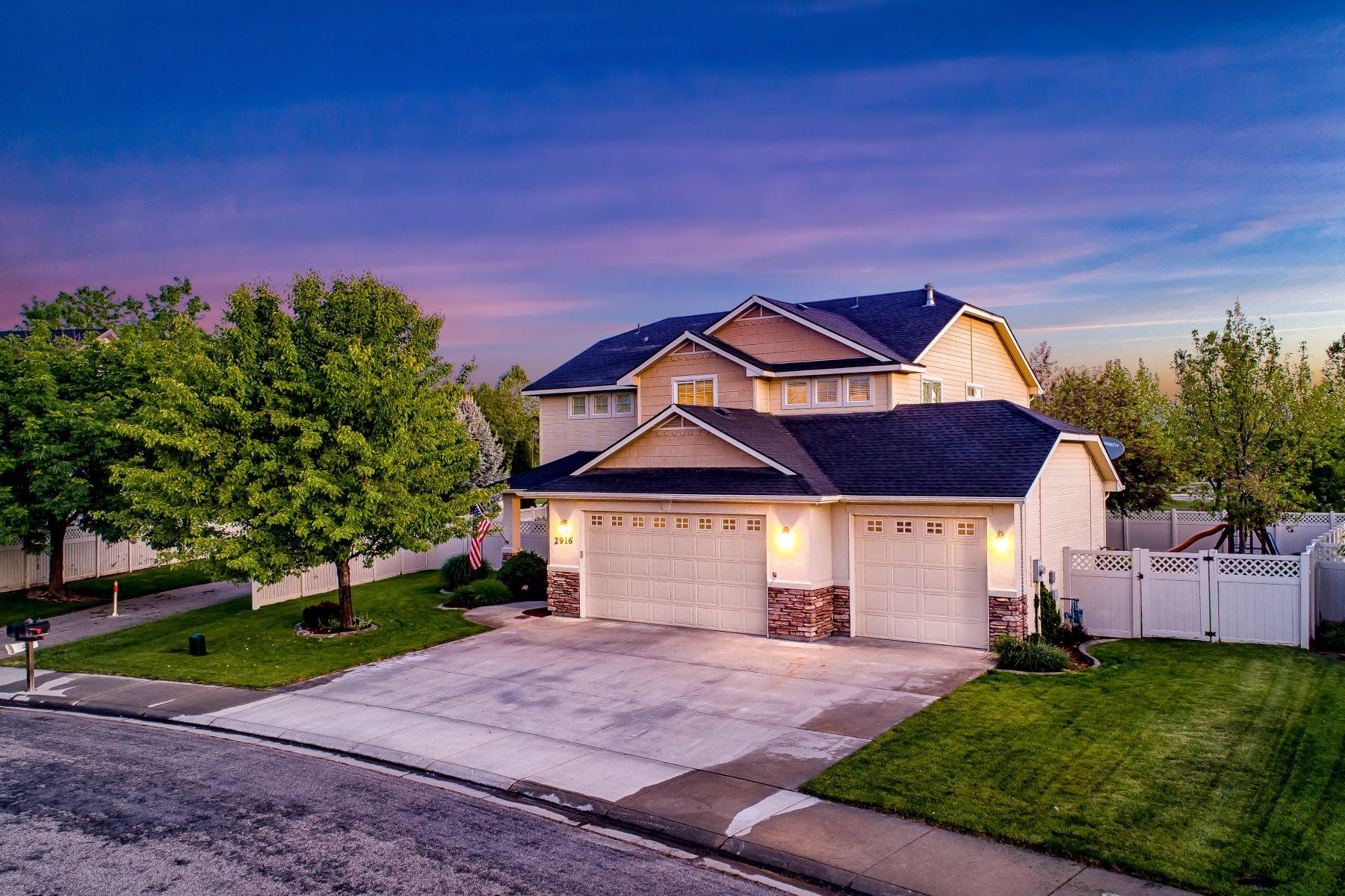 Single Family Homes por un Venta en 2916 Ravenna Meridian, Idaho 83646 Estados Unidos