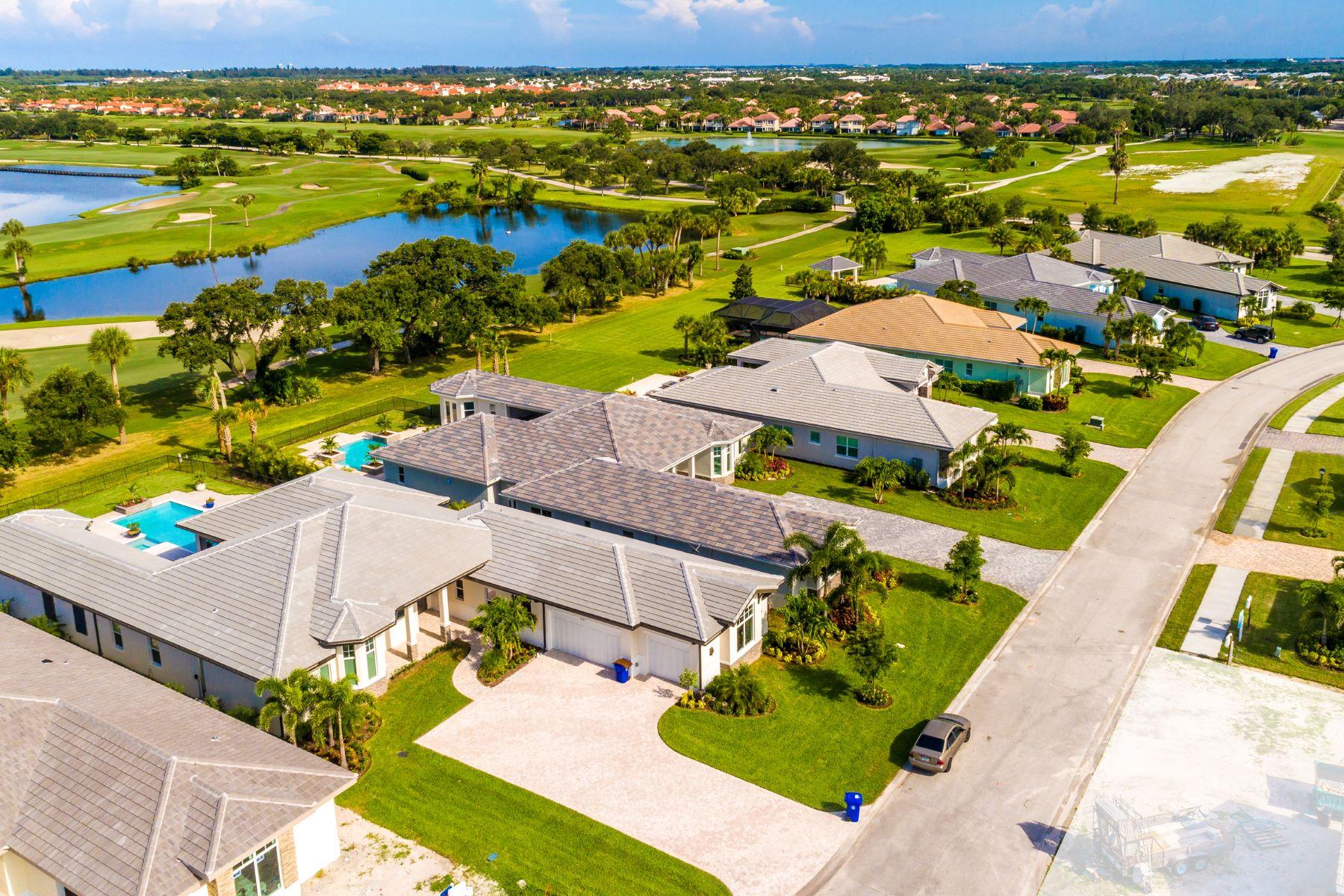 Additional photo for property listing at Luxury New Construction in Grand Harbor 2356 Grand Harbor Reserve Square Vero Beach, Florida 32967 Amerika Birleşik Devletleri