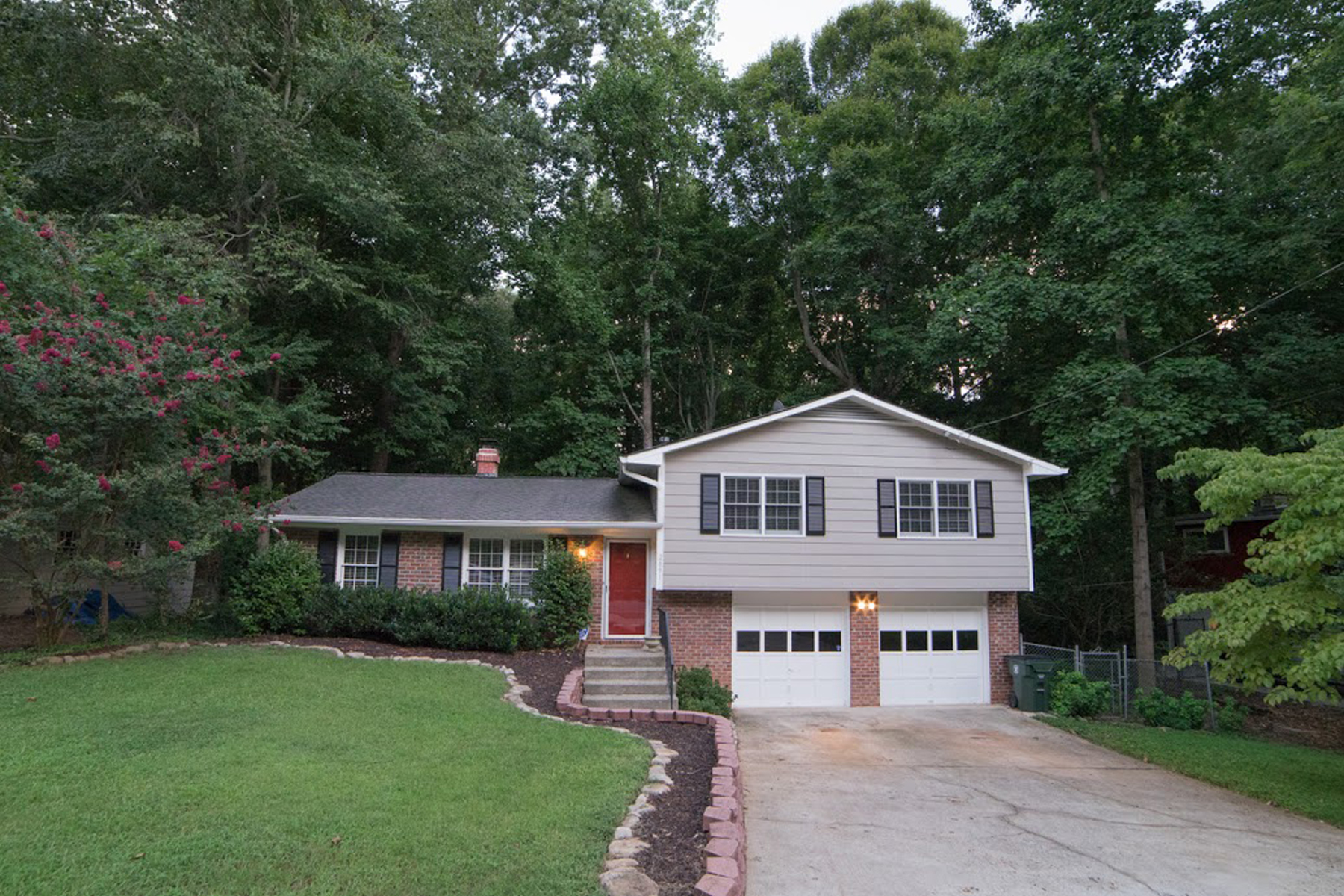 Single Family Home for Rent at Charming Chamblee Traditional 2091 Ellwyn Drive Chamblee, Georgia 30341 United States
