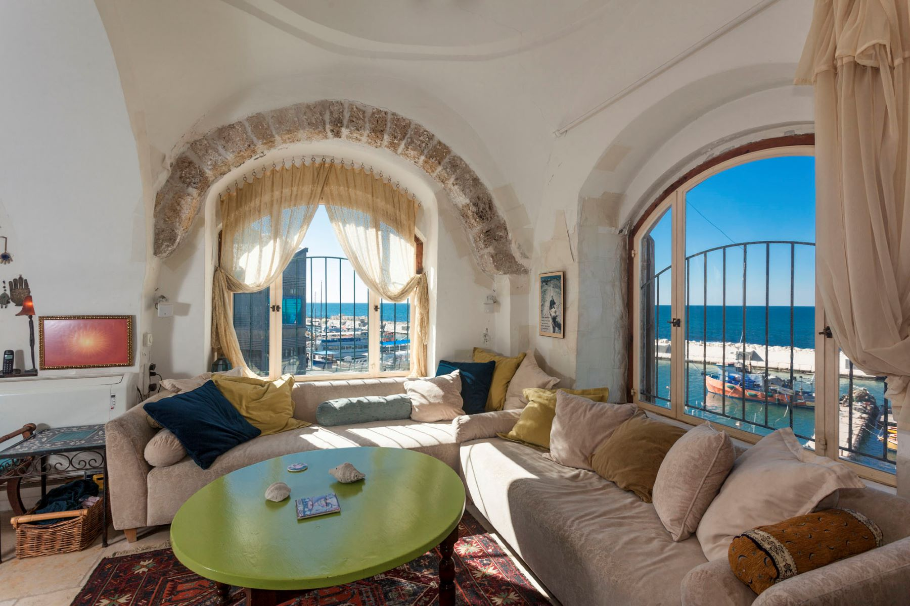 Single Family Home for Sale at Amazing Historical property at the port of Jaffa Tel Aviv, Israel Israel