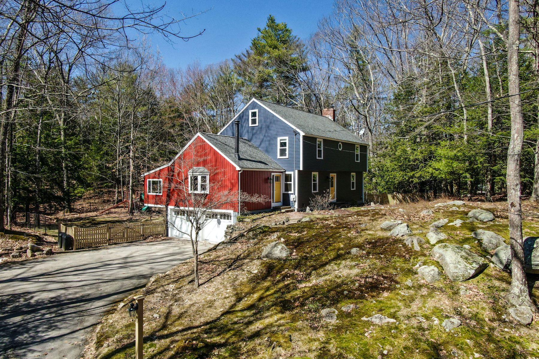Single Family Homes 为 销售 在 26 Buckridge Drive Amherst, 新罕布什尔州 03031 美国