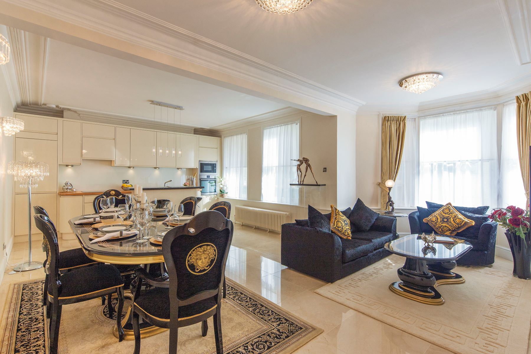 Apartment for Sale at Park Mansions London, England, United Kingdom