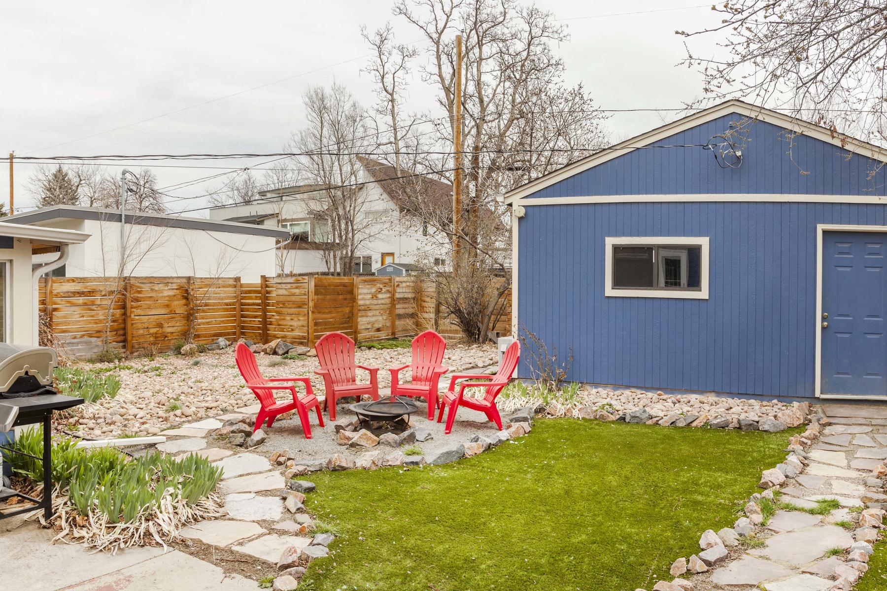 Additional photo for property listing at Charming bungalow in highly desirable Berkeley neighborhood. 4132 Vrain St Denver, Colorado 80212 United States
