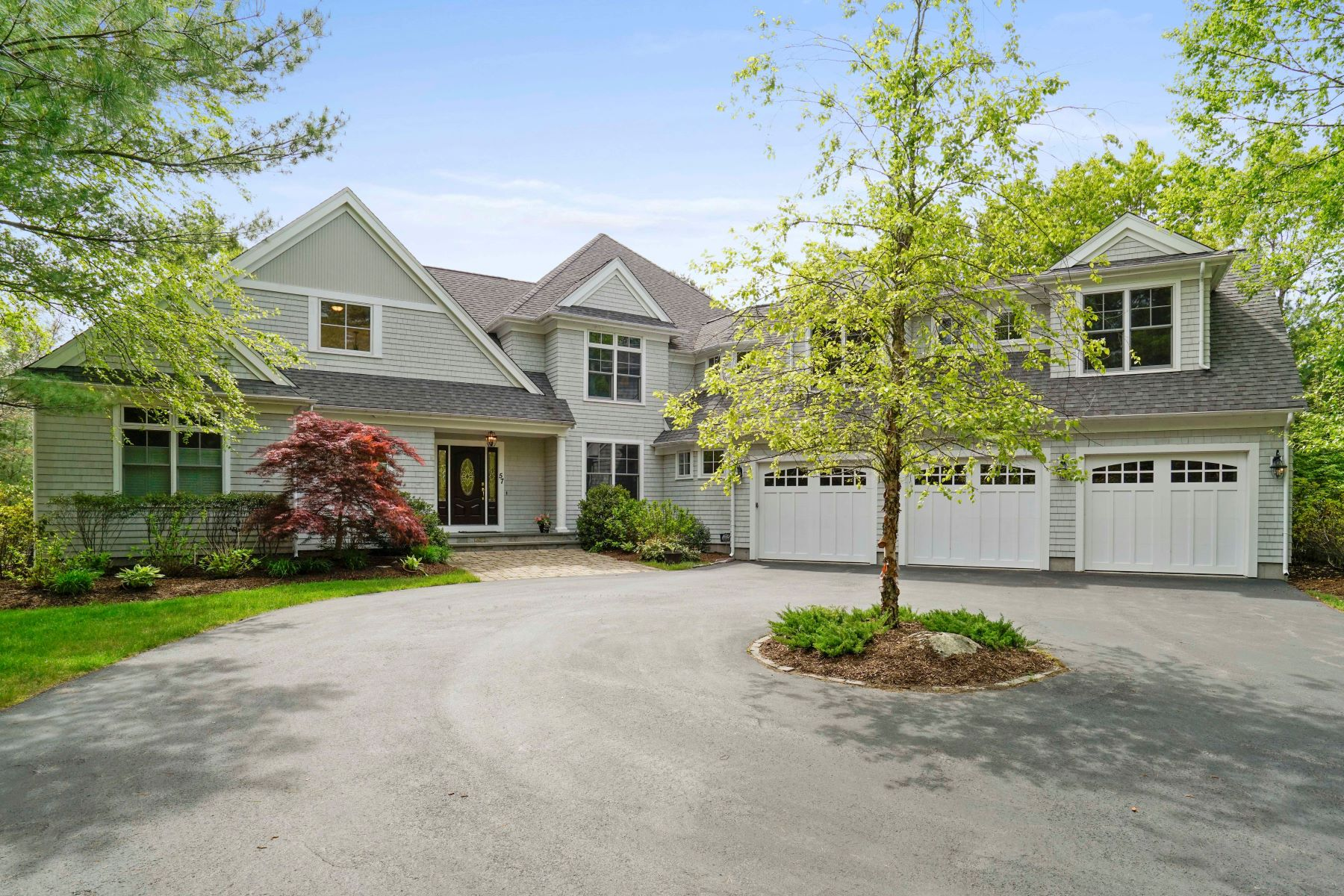 Single Family Home for Active at 57 Ryecroft Plymouth, Massachusetts 02360 United States