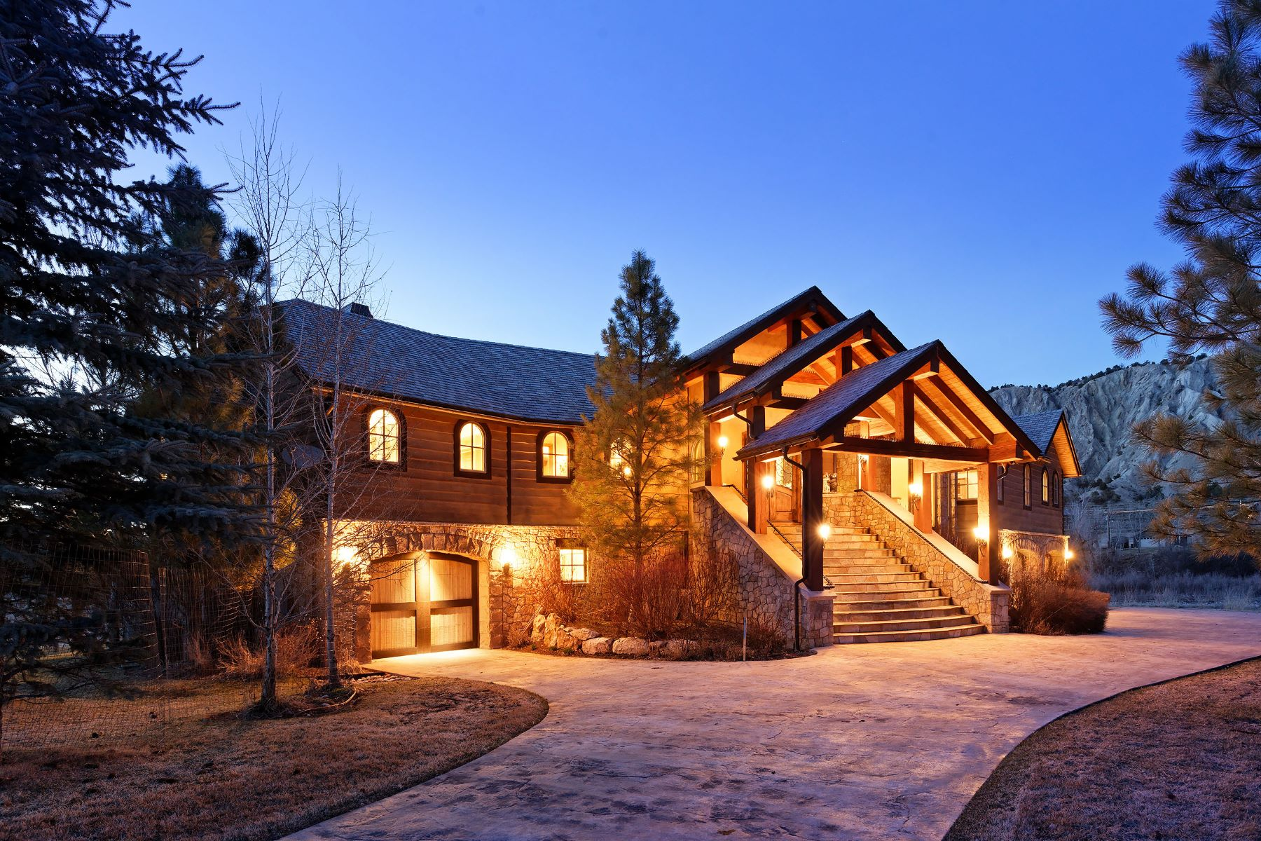Maison unifamiliale pour l Vente à Aspen Glen Club Villas Home 160 River Glen Road Carbondale, Colorado, 81623 États-Unis