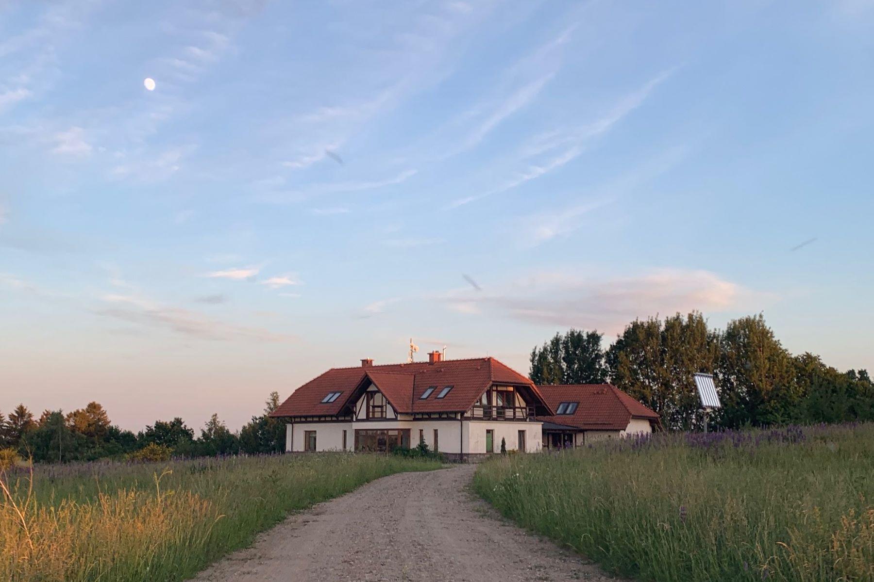 Ferme / Ranch / Plantation pour l Vente à Czeczewo Zacisze Other Pomeranian, Pomeranian 84-208 Pologne