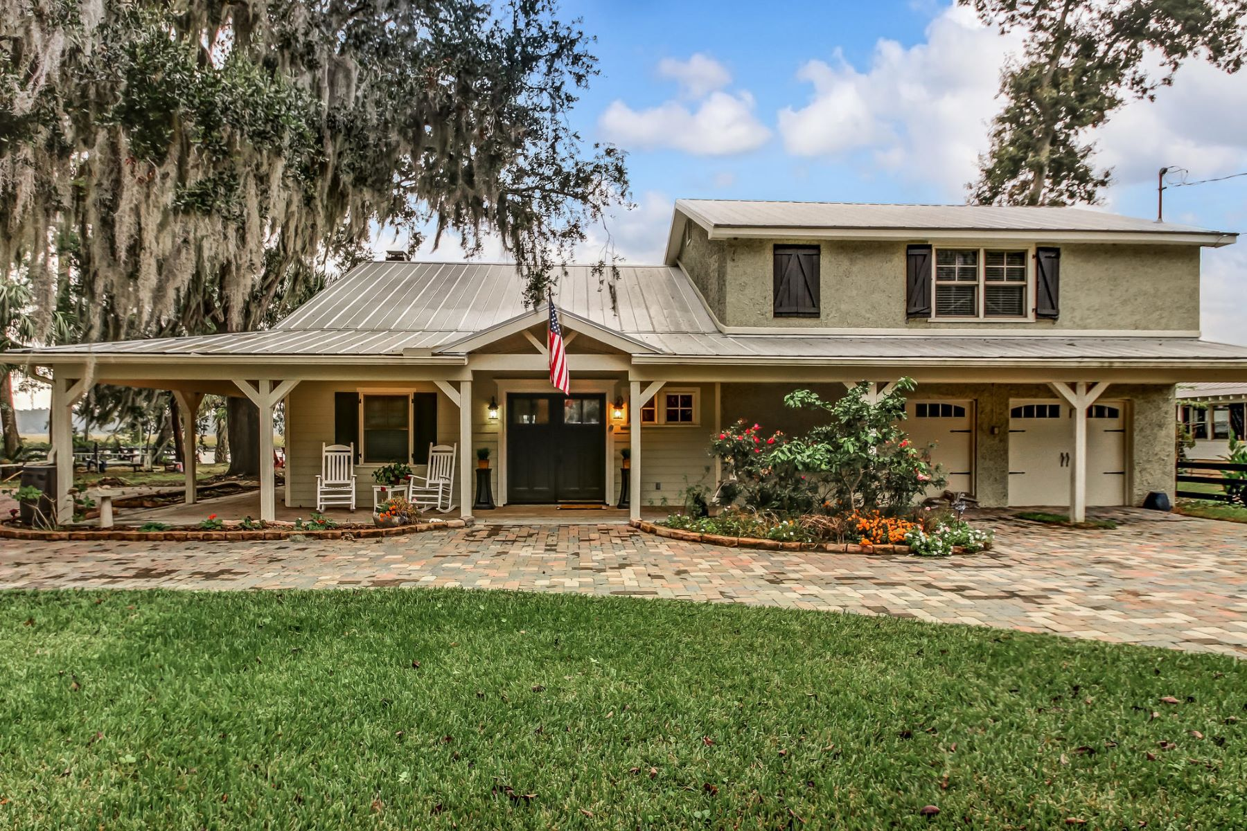 Single Family Home for Sale at 189 East 1st Street 189 East 1st Street Midway, Georgia 31320 United States
