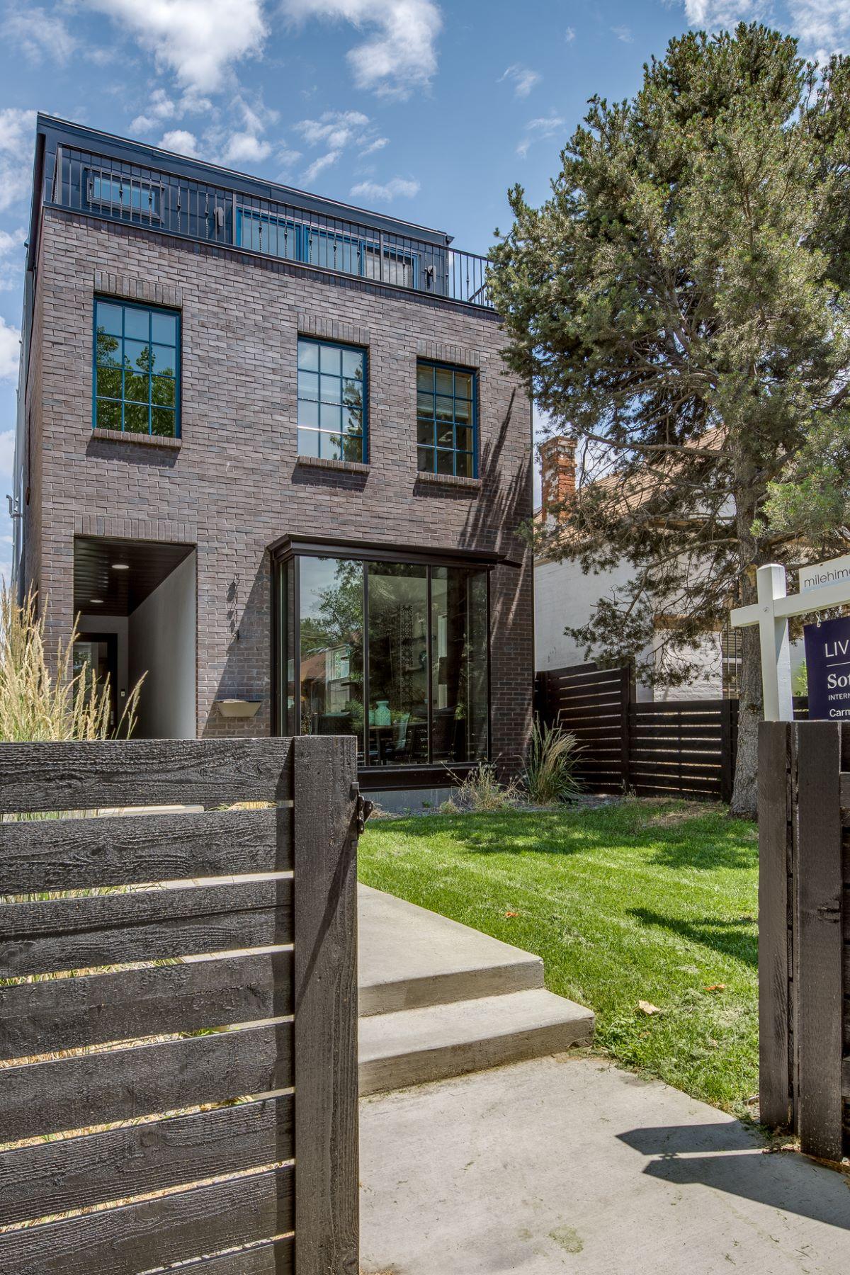 獨棟家庭住宅 為 出售 在 3114 Wyandot Street Denver, 科羅拉多州, 80211 美國