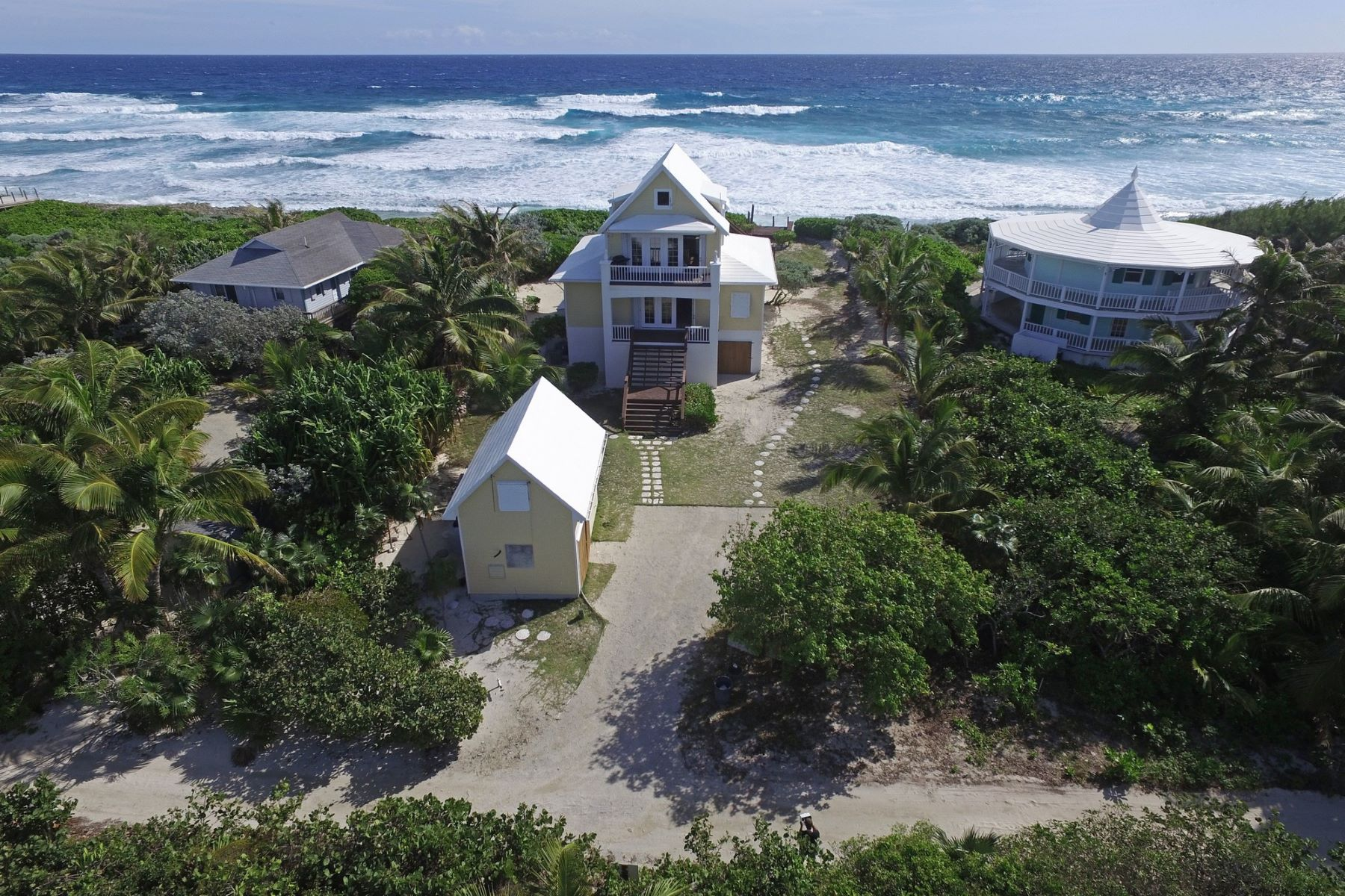 Single Family Home for Sale at Abaco Pineapple Beach Elbow Cay Hope Town, Abaco Bahamas