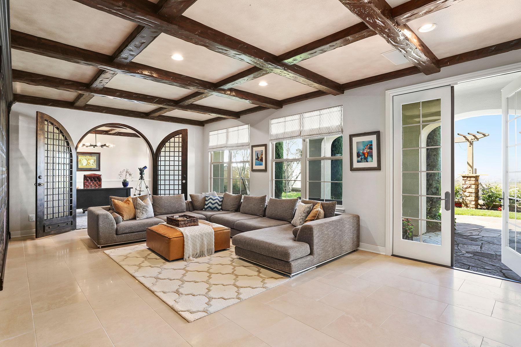 Maison unifamiliale pour l Vente à 17 Ferrand Newport Coast, Californie, 92657 États-Unis
