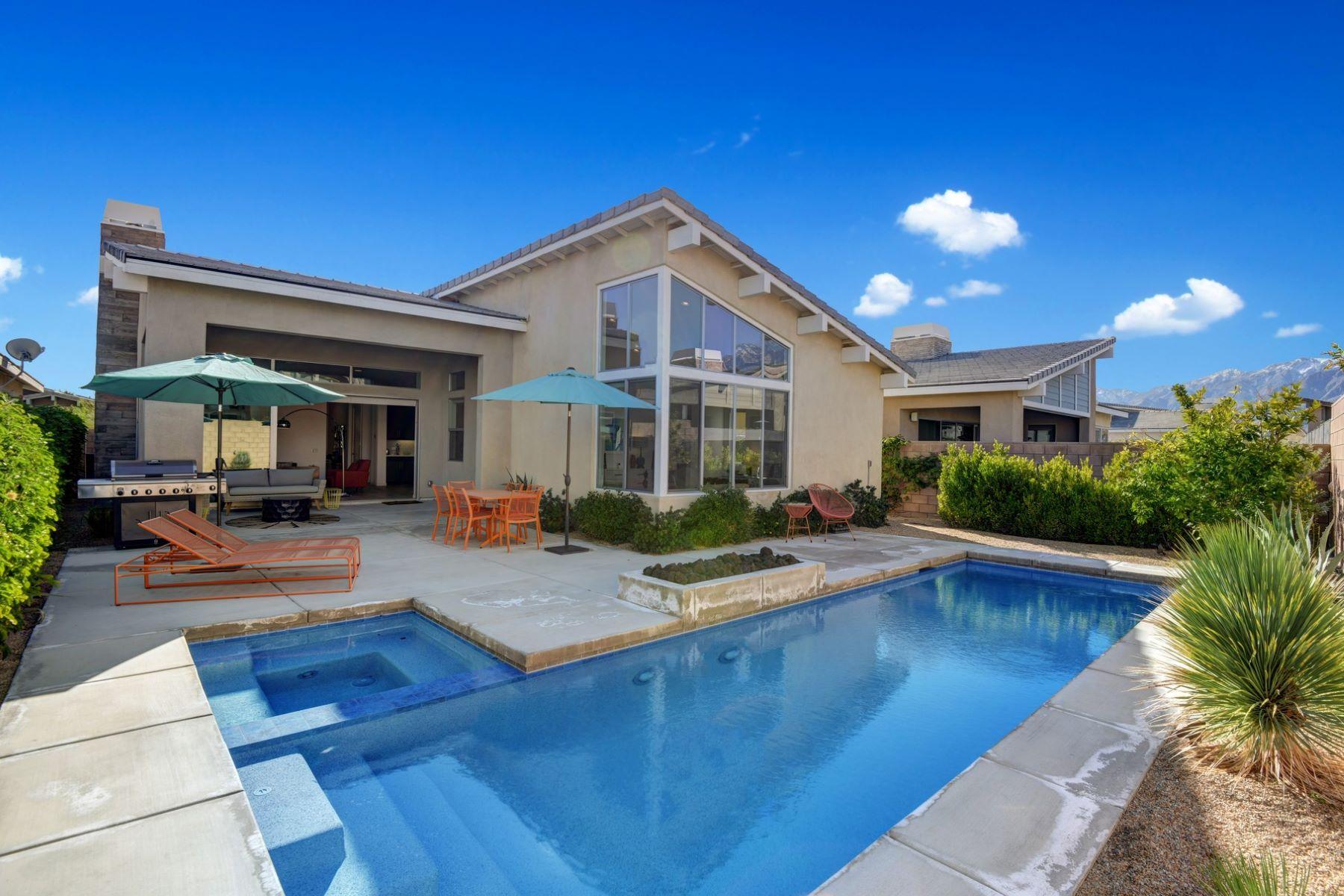 Single Family Homes para Venda às Palm Springs, Califórnia 92262 Estados Unidos