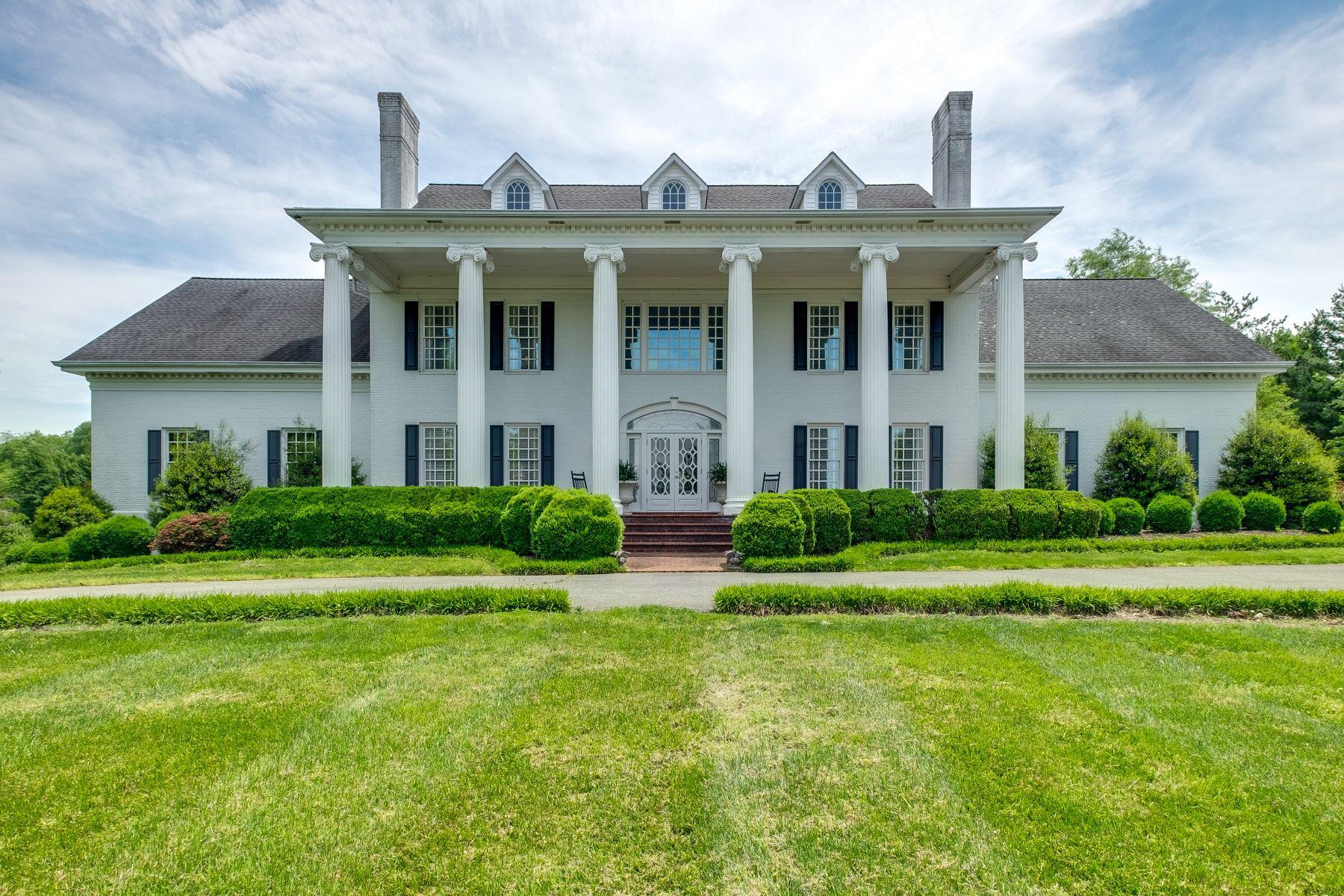 Single Family Homes pour l Vente à 9530 Roseville Road Glasgow, Kentucky 42141 États-Unis