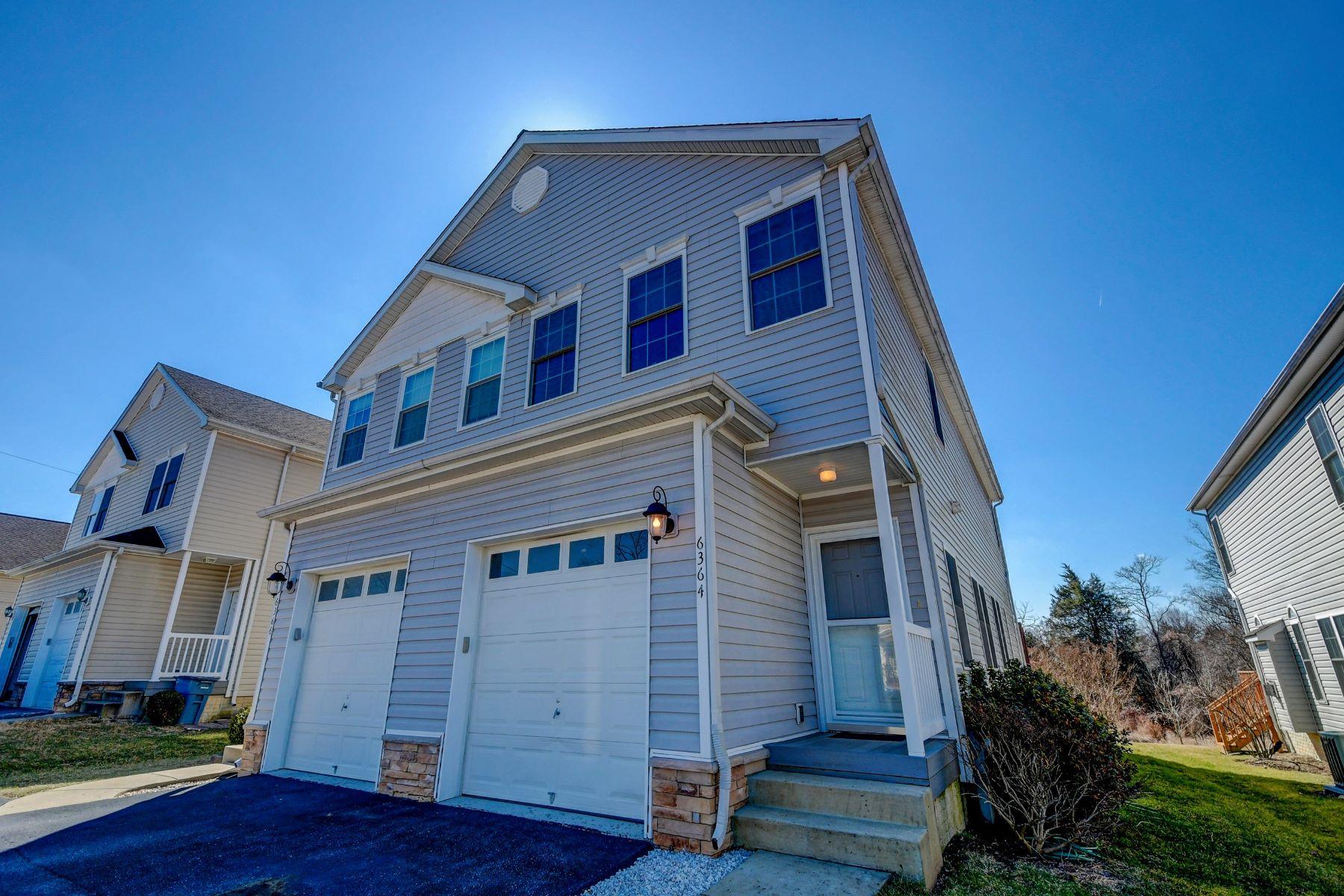 townhouses for Active at Harwood 6364 Beechfield Avenue Elkridge, Maryland 21075 United States