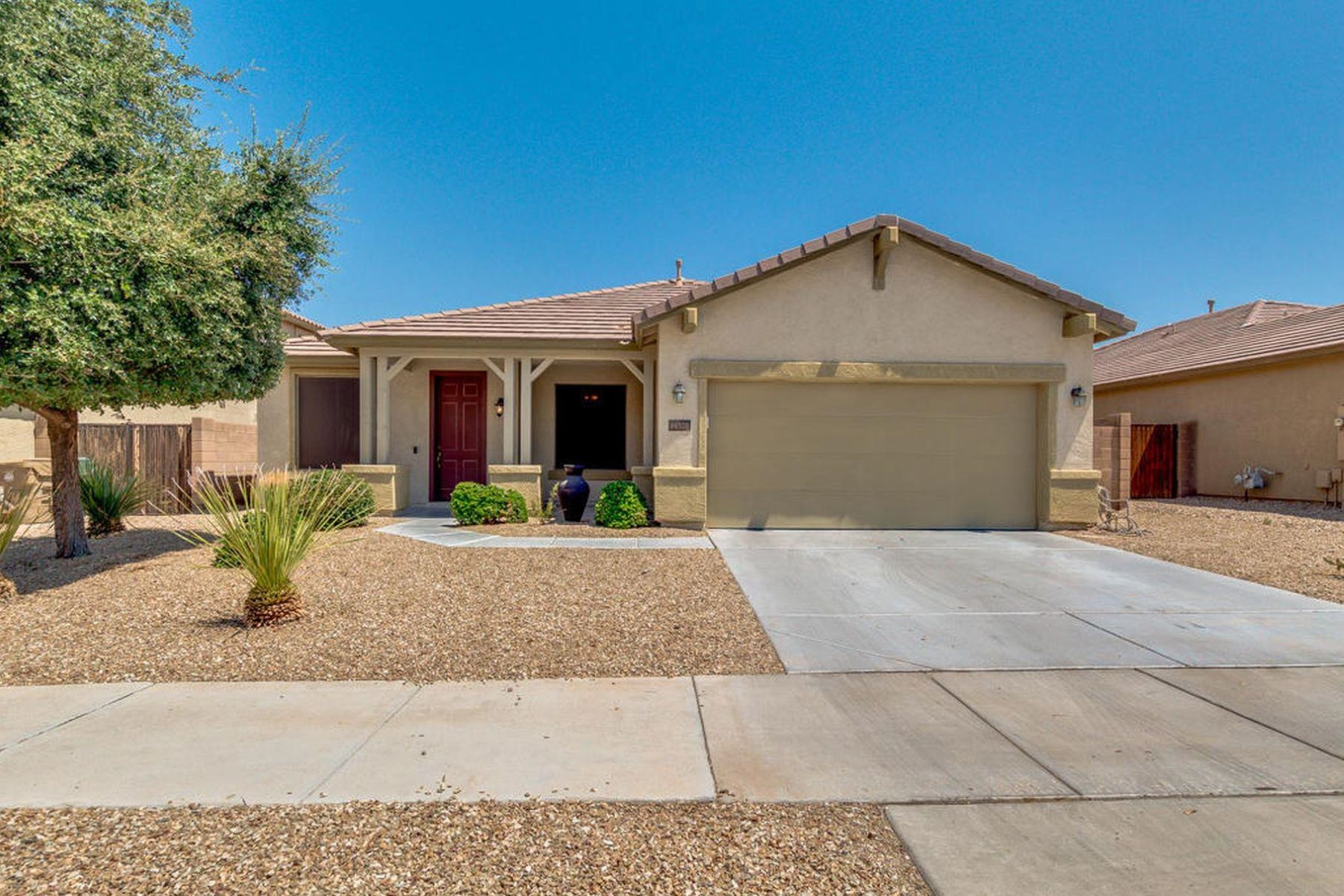 Single Family Homes for Active at Canyon Trails 16528 W SHERMAN ST Goodyear, Arizona 85338 United States