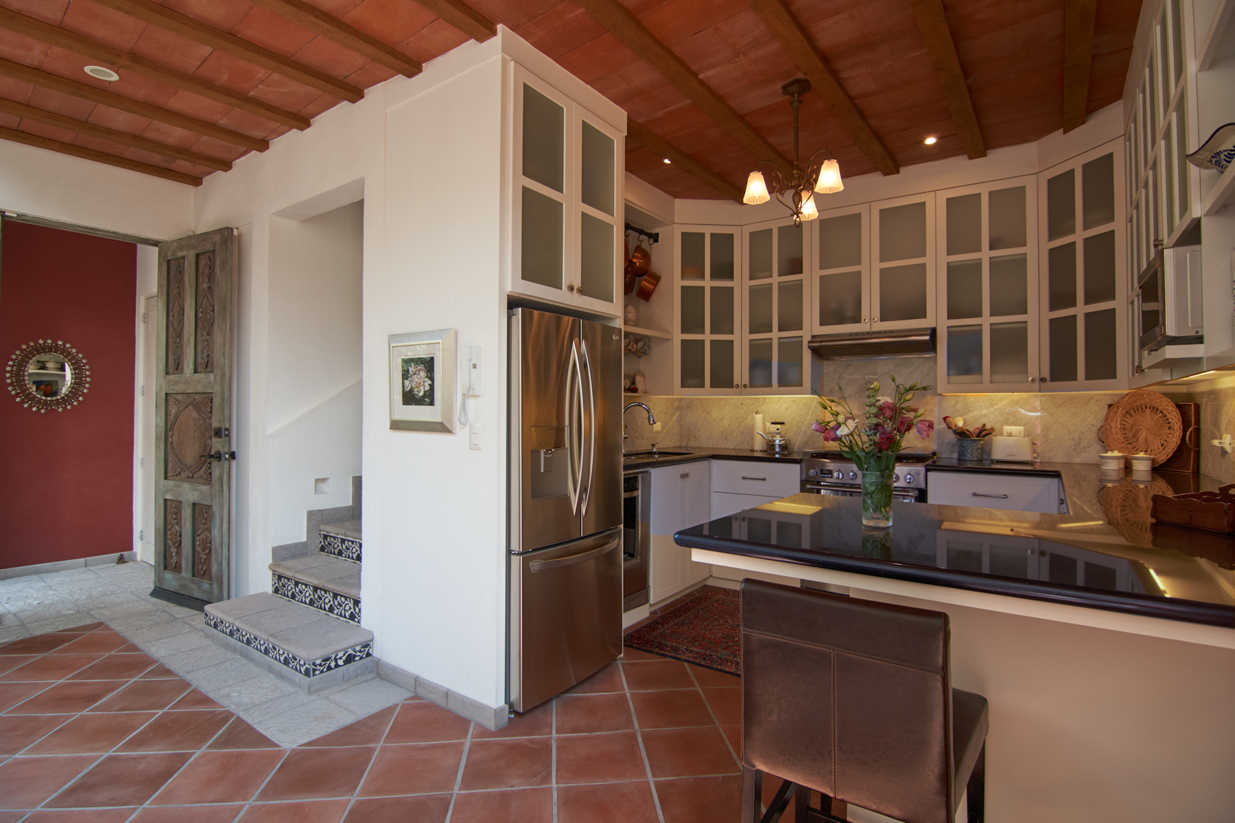 Single Family Home for Sale at Casa Lilly Ojo De Agua, San Miguel De Allende, Guanajuato Mexico