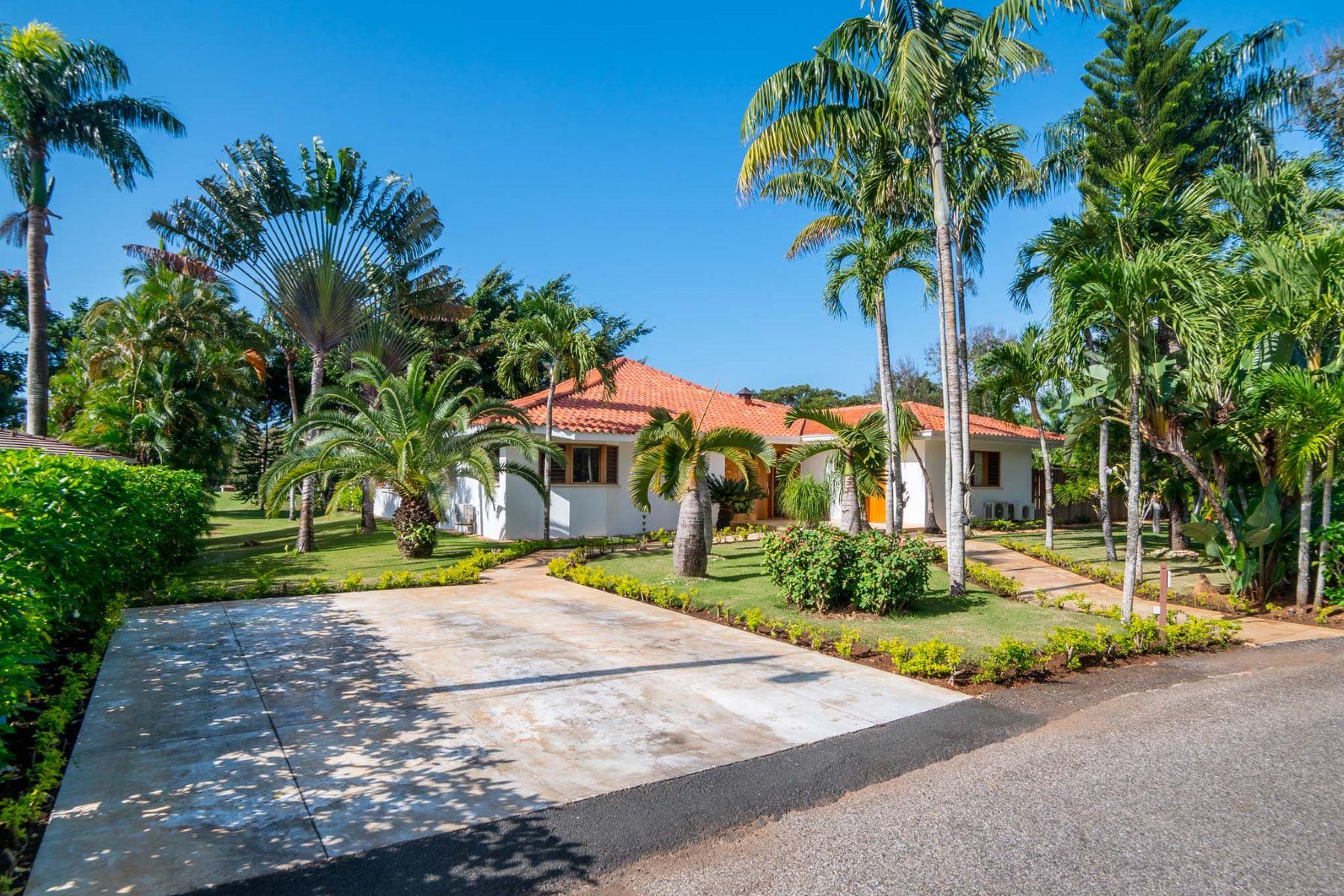 Single Family Home for Sale at Modern, High Quality, Easy and Fun Golf Residence Casa De Campo, La Romana Dominican Republic