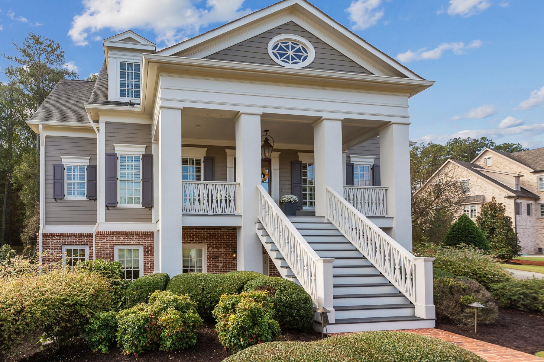 Single Family Homes för Försäljning vid Beautiful Home in Newhaven 295 Newhaven Drive, Fayetteville, Georgien 30215 Förenta staterna