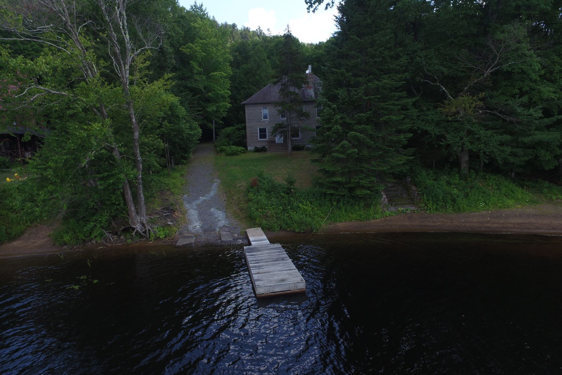 Single Family Homes for Active at Lake House 175 S Rondaxe Old Forge, New York 13420 United States