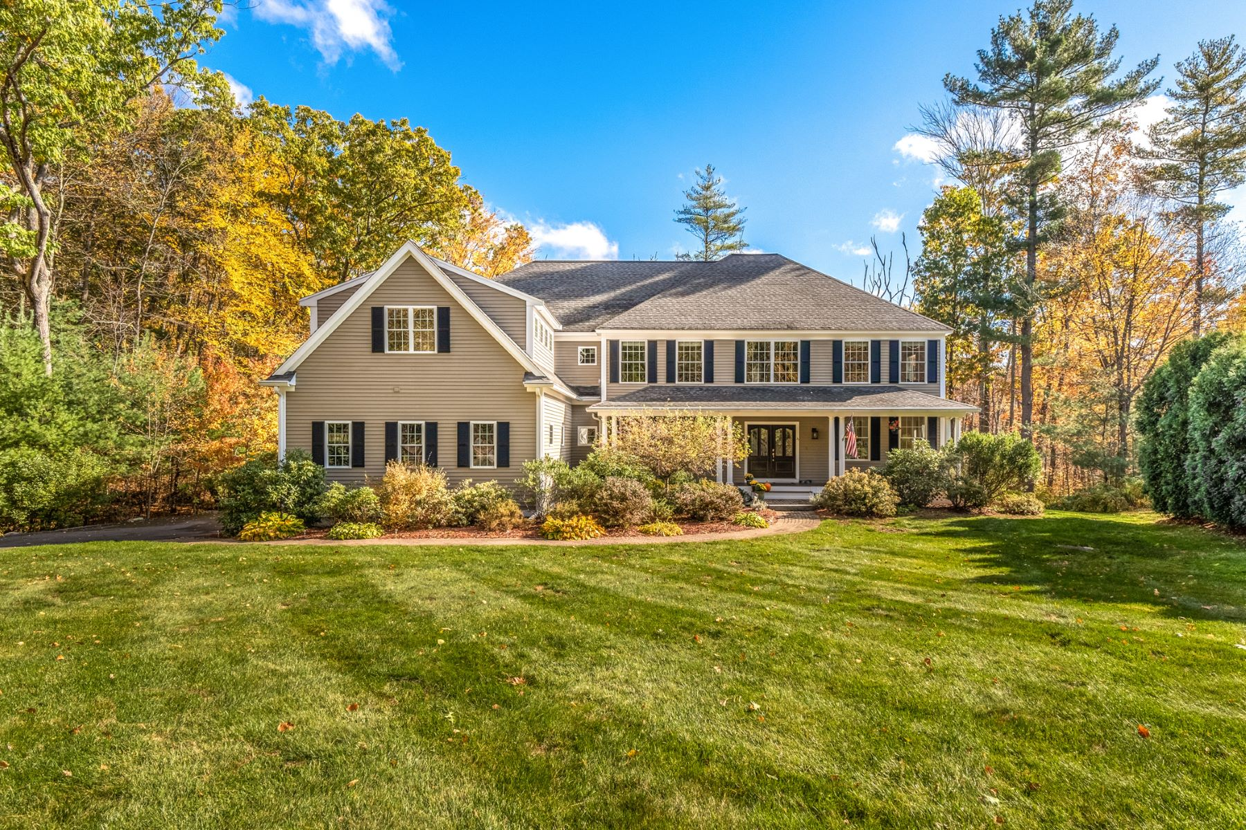 Single Family Homes for Sale at 15 Jackson Drive Acton, Massachusetts 01720 United States