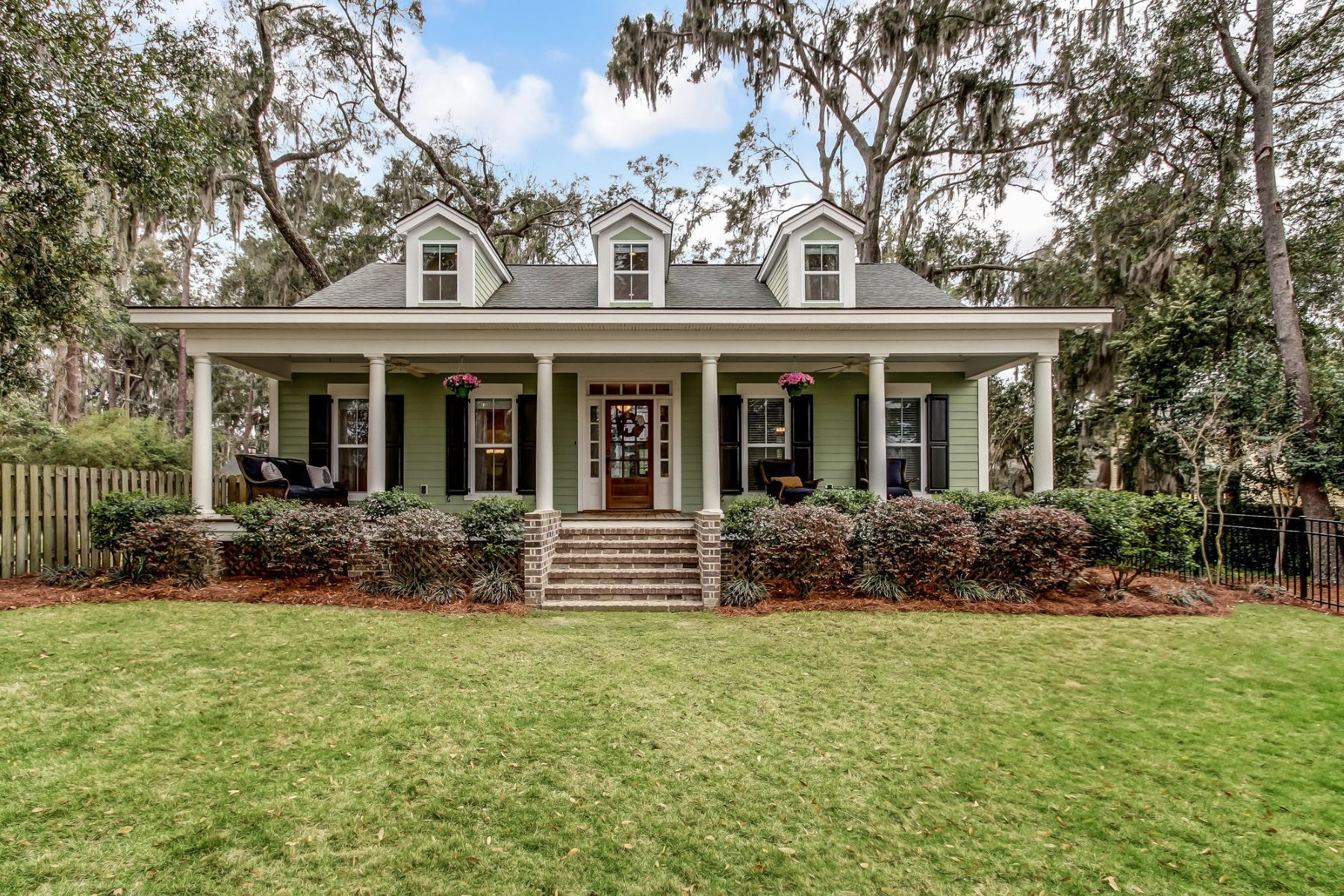 Single Family Home for Sale at 9351 Whitefield Ave. 9351 Whitefield Avenue Savannah, Georgia 31406 United States